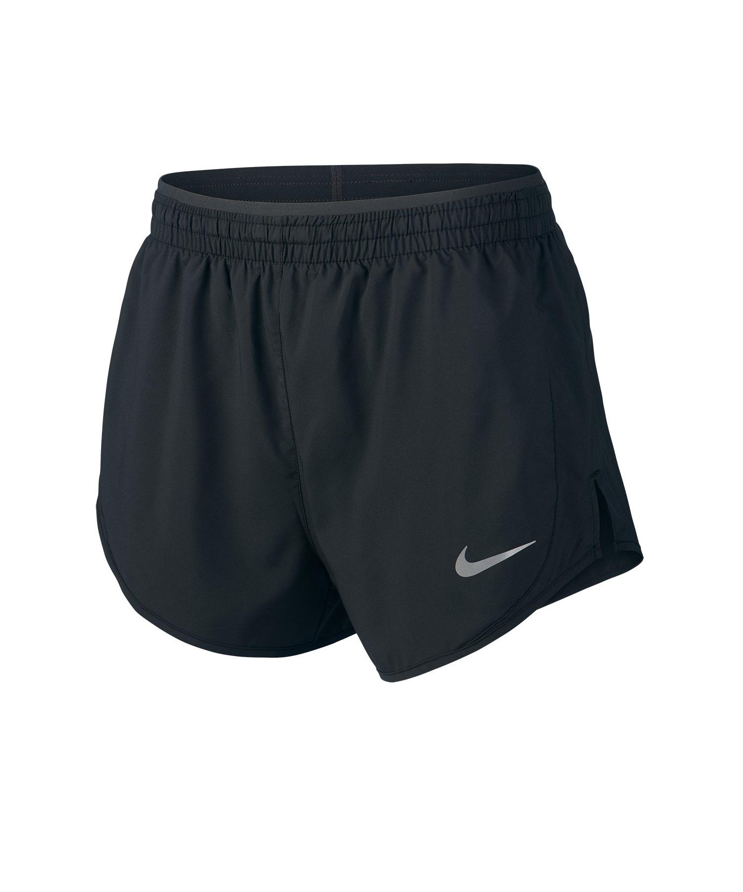 Nike Tempo Lux Short Running Damen Schwarz F010 - schwarz