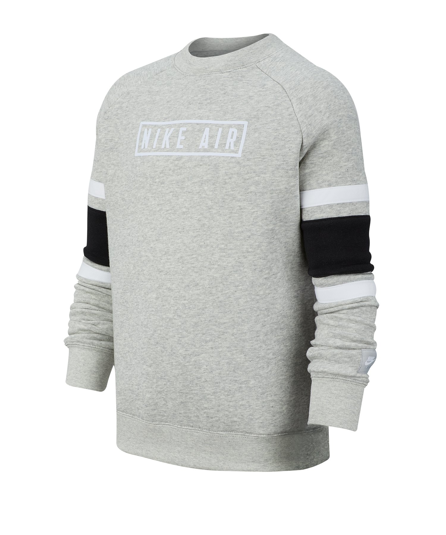 Nike Air Crew Longsleeve Kids Grau F050 - grau