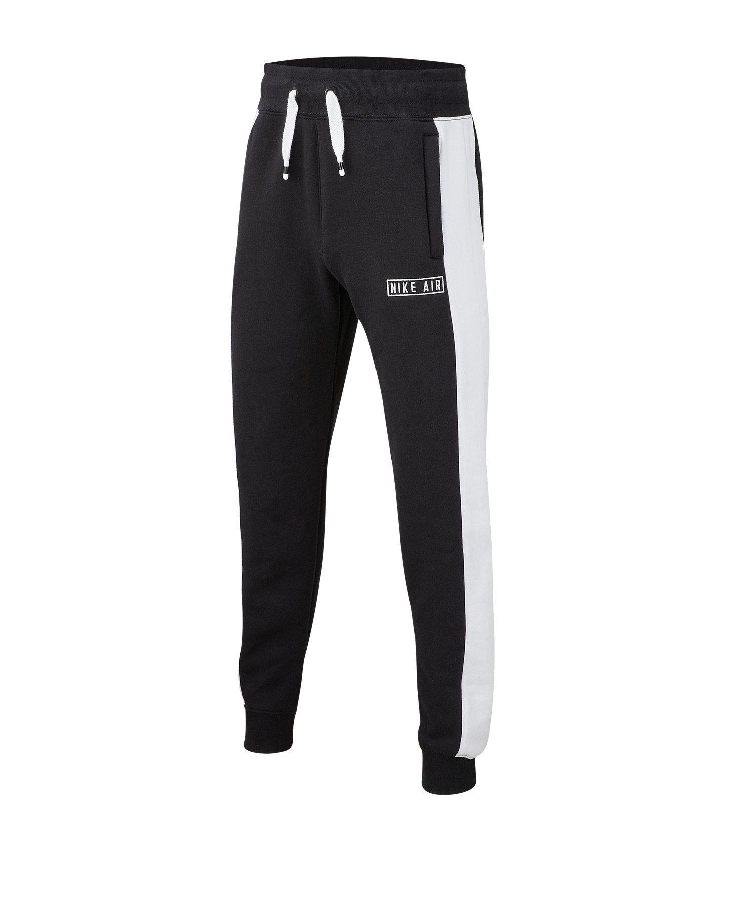 Nike Air Pant Jogginghose Kids Schwarz F010 - schwarz