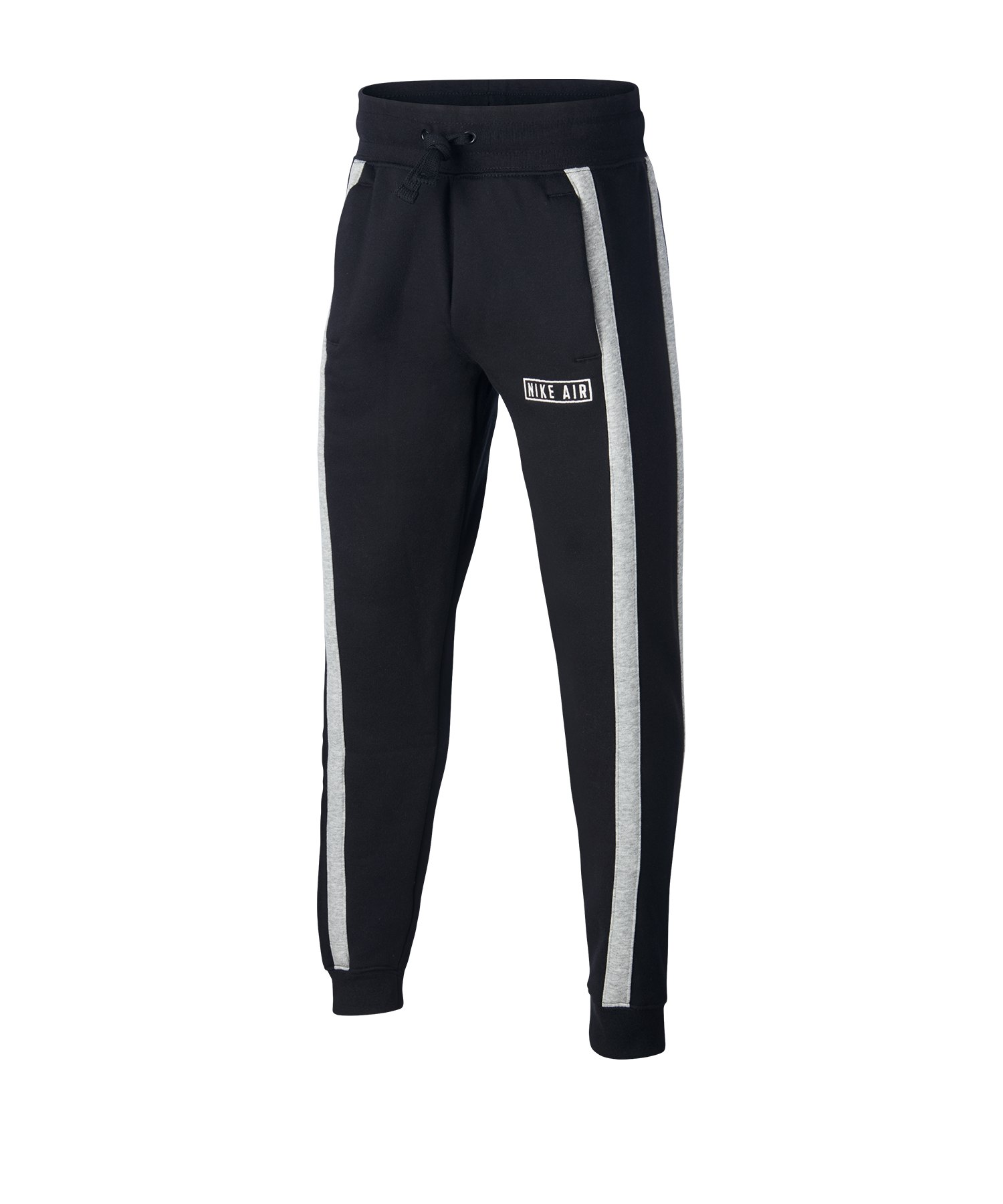 Nike Air Pant Jogginghose Kids Schwarz F011 - schwarz