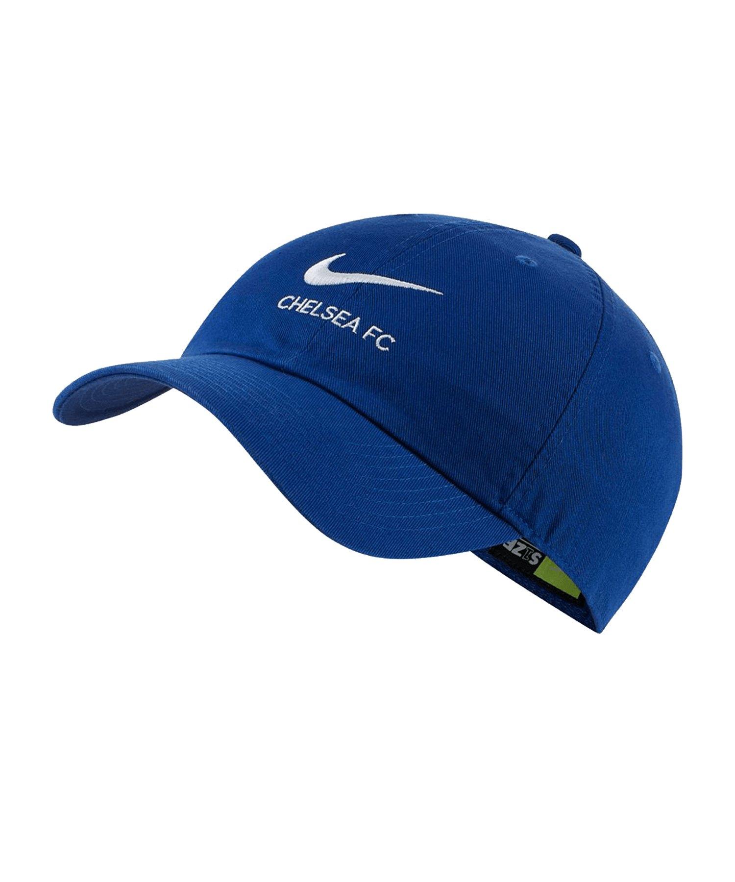 Nike CFC H86 Cap Kappe Blau F495 - blau