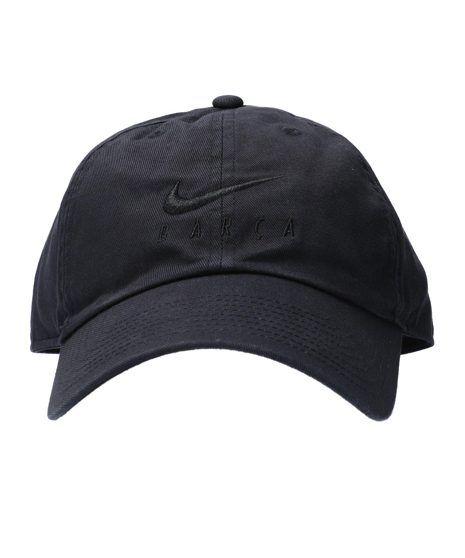 Nike FC Barcelona H86 Cap Mütze F010 - schwarz