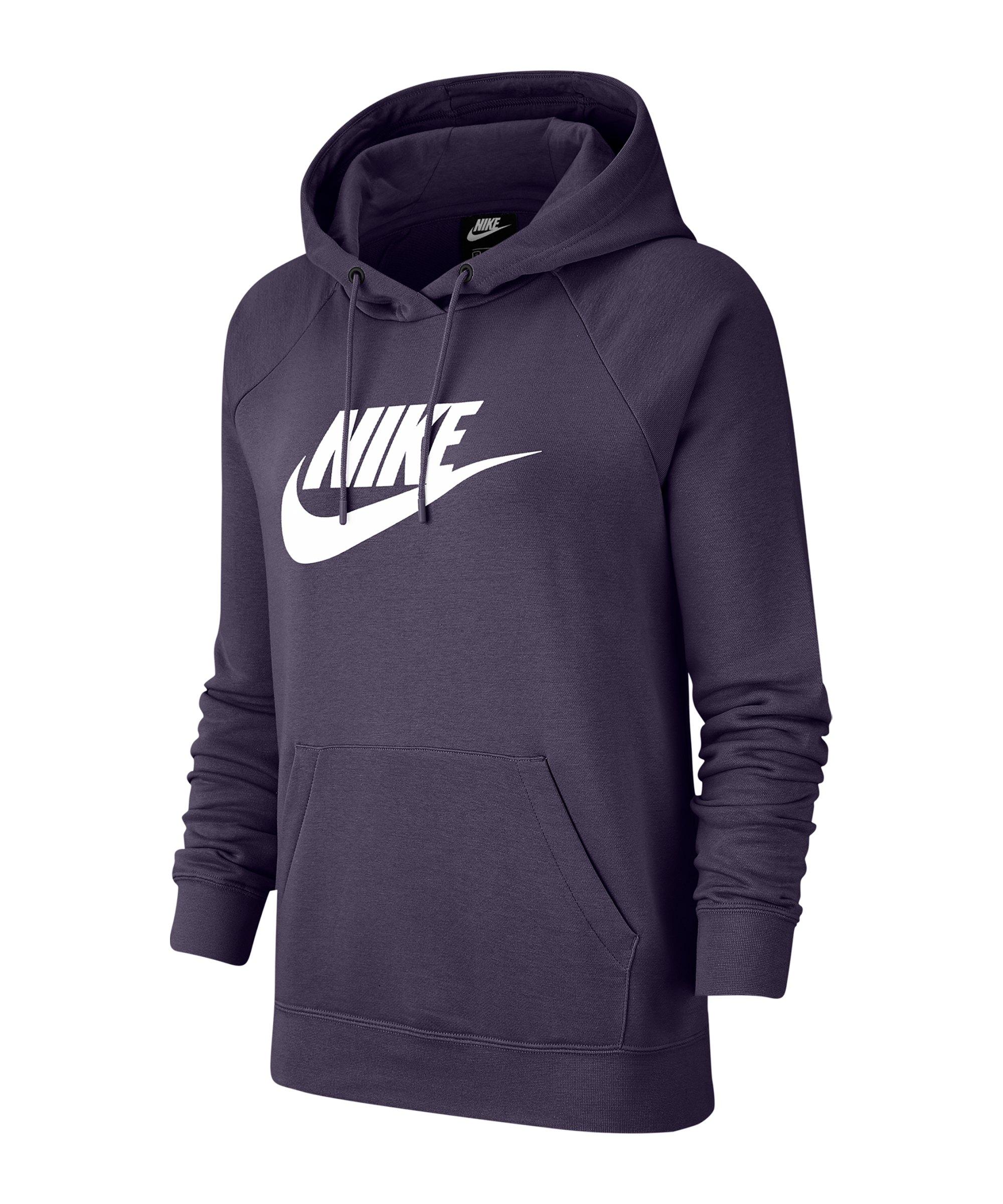 Nike Essential Hoody Damen Blau F574 - blau