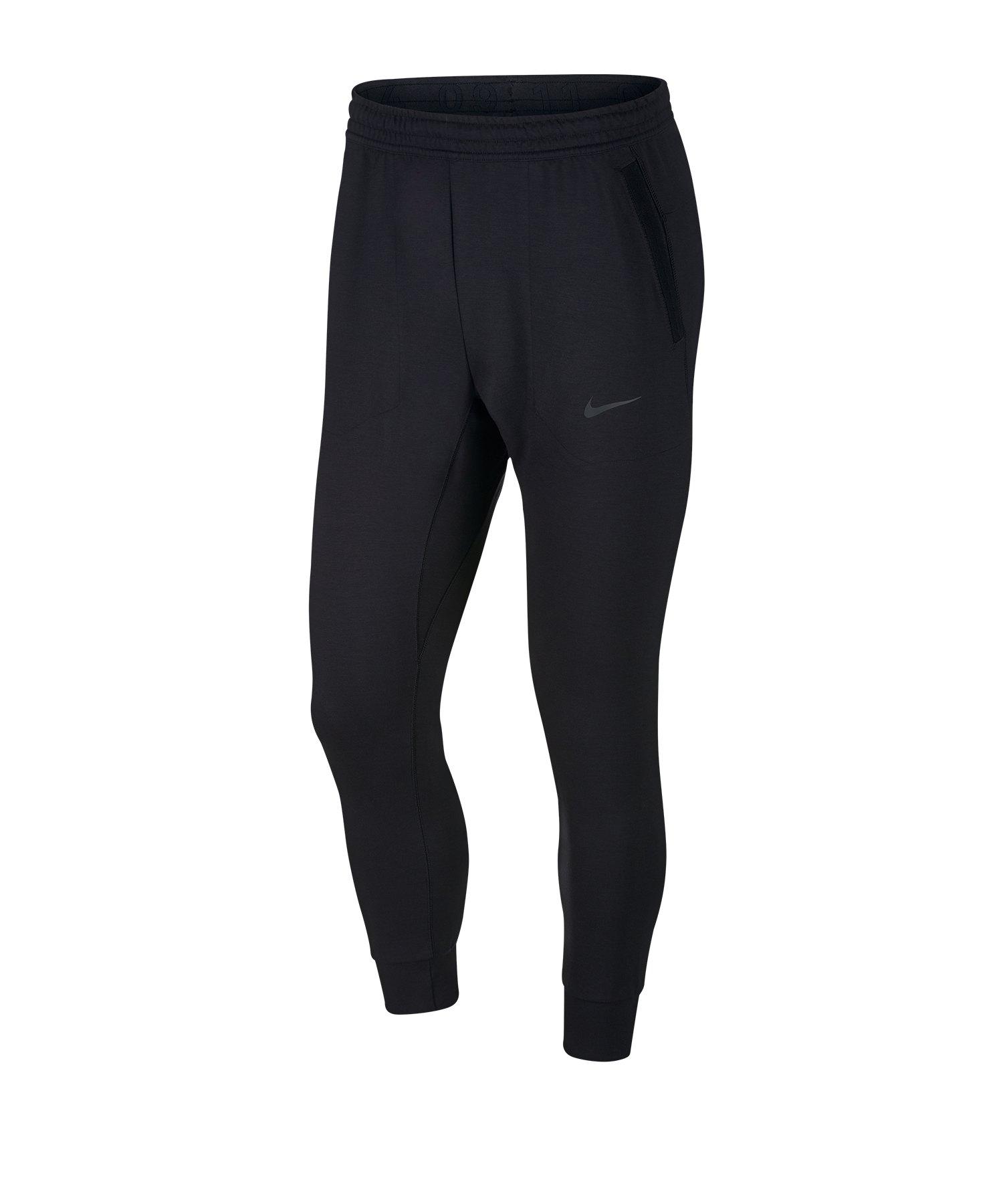 Nike Tech Knit Pant Jogginghose Schwarz F010 - schwarz