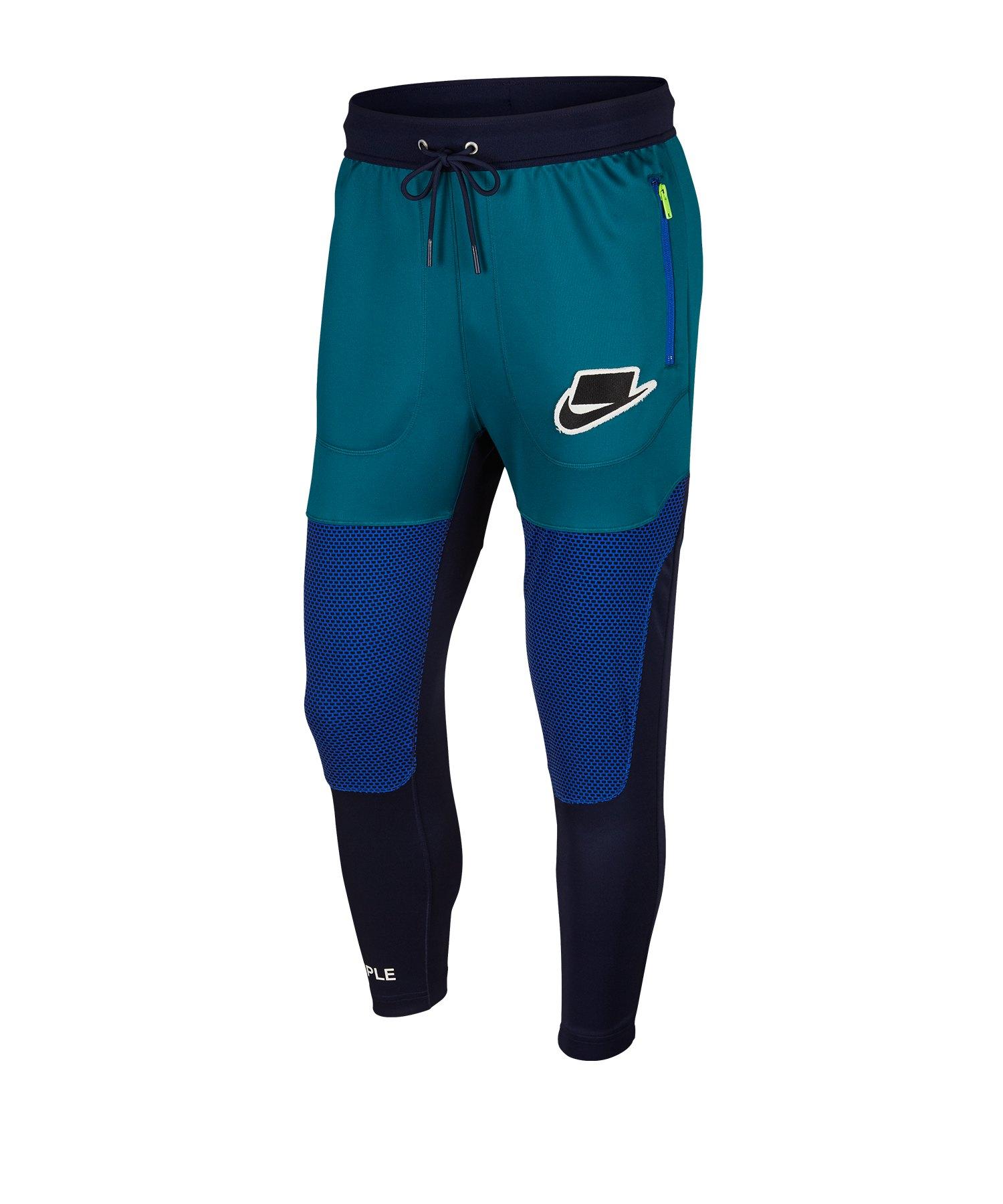 Nike Track Pants Trainingshose Grün F381 - gruen
