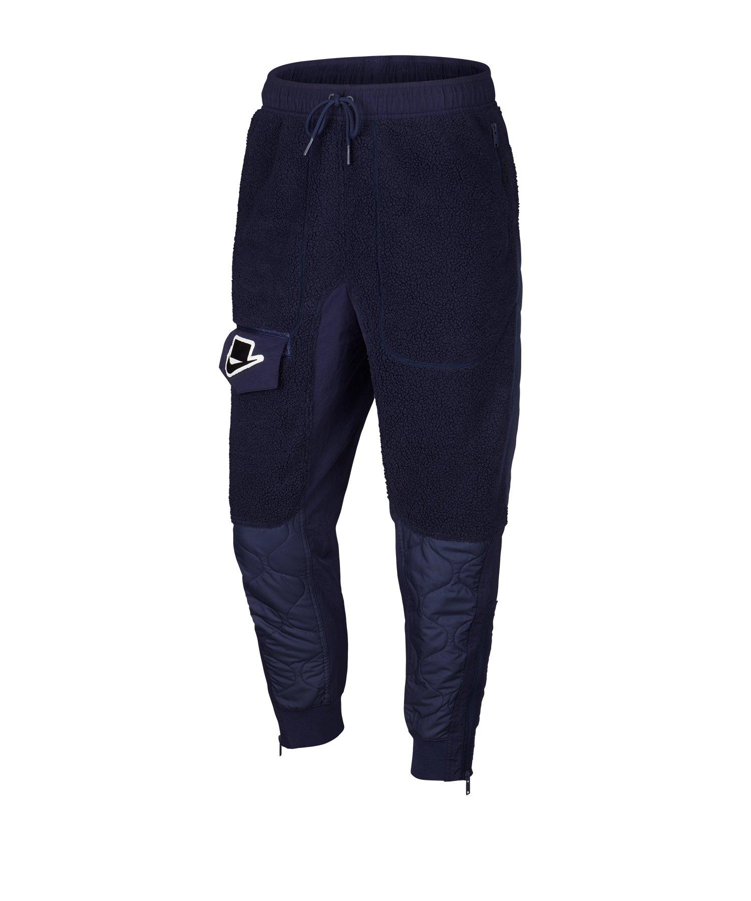 Nike Jogginghose Blau F498 - blau