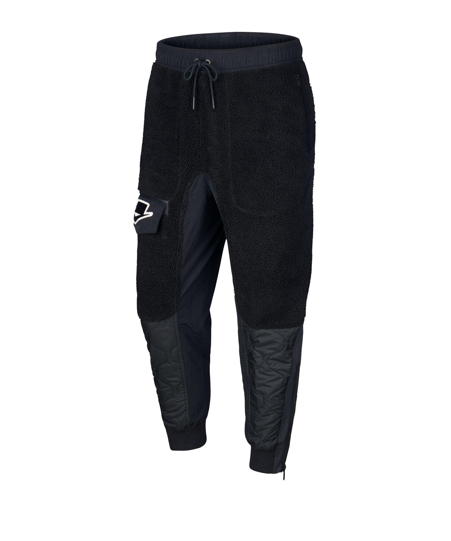 Nike Jogginghose Schwarz F010 - schwarz