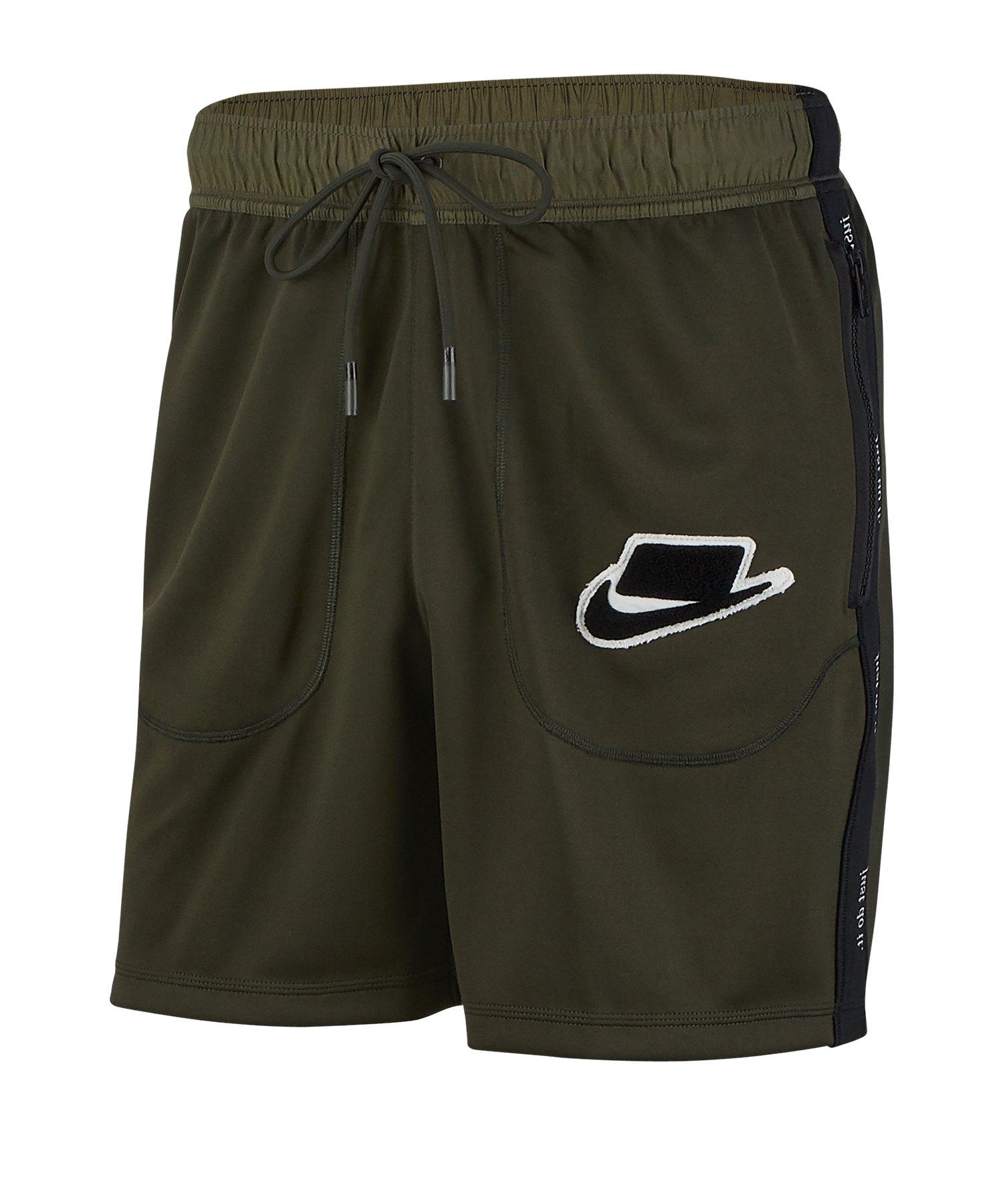 Nike Casual Short Grün F355 - gruen