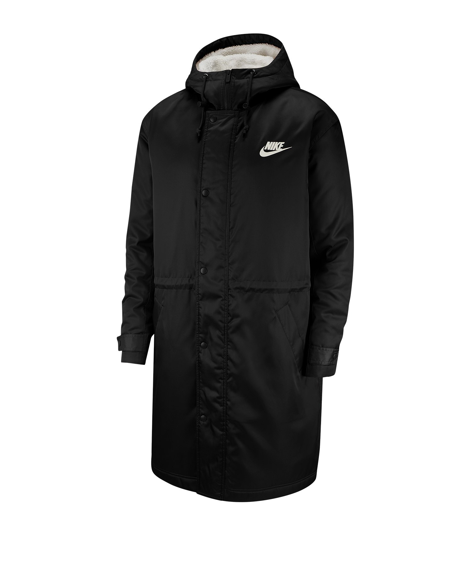 Nike Winterparka Schwarz F010 - schwarz