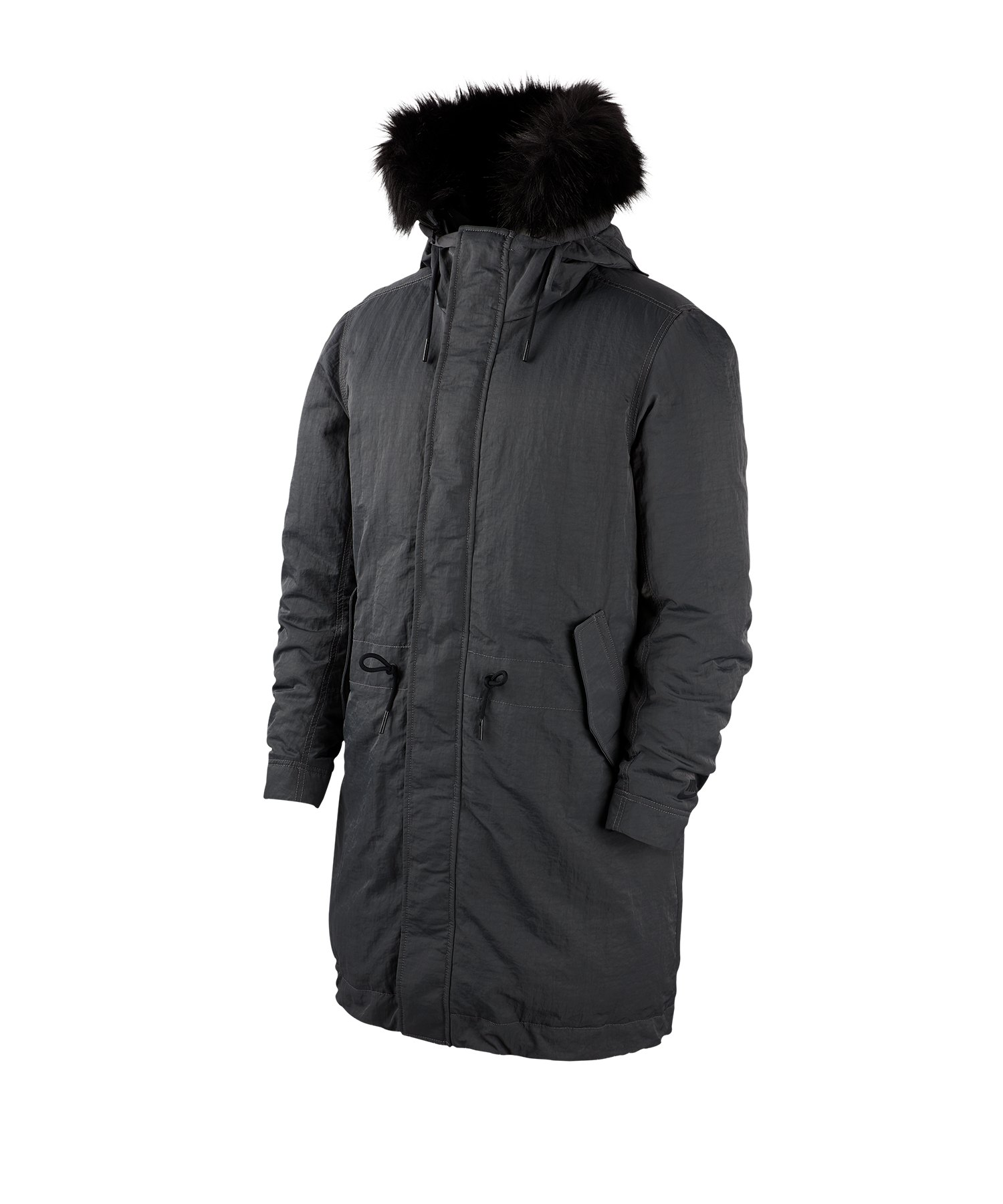 Nike Down-Fill Winterparka Grau F021 - grau