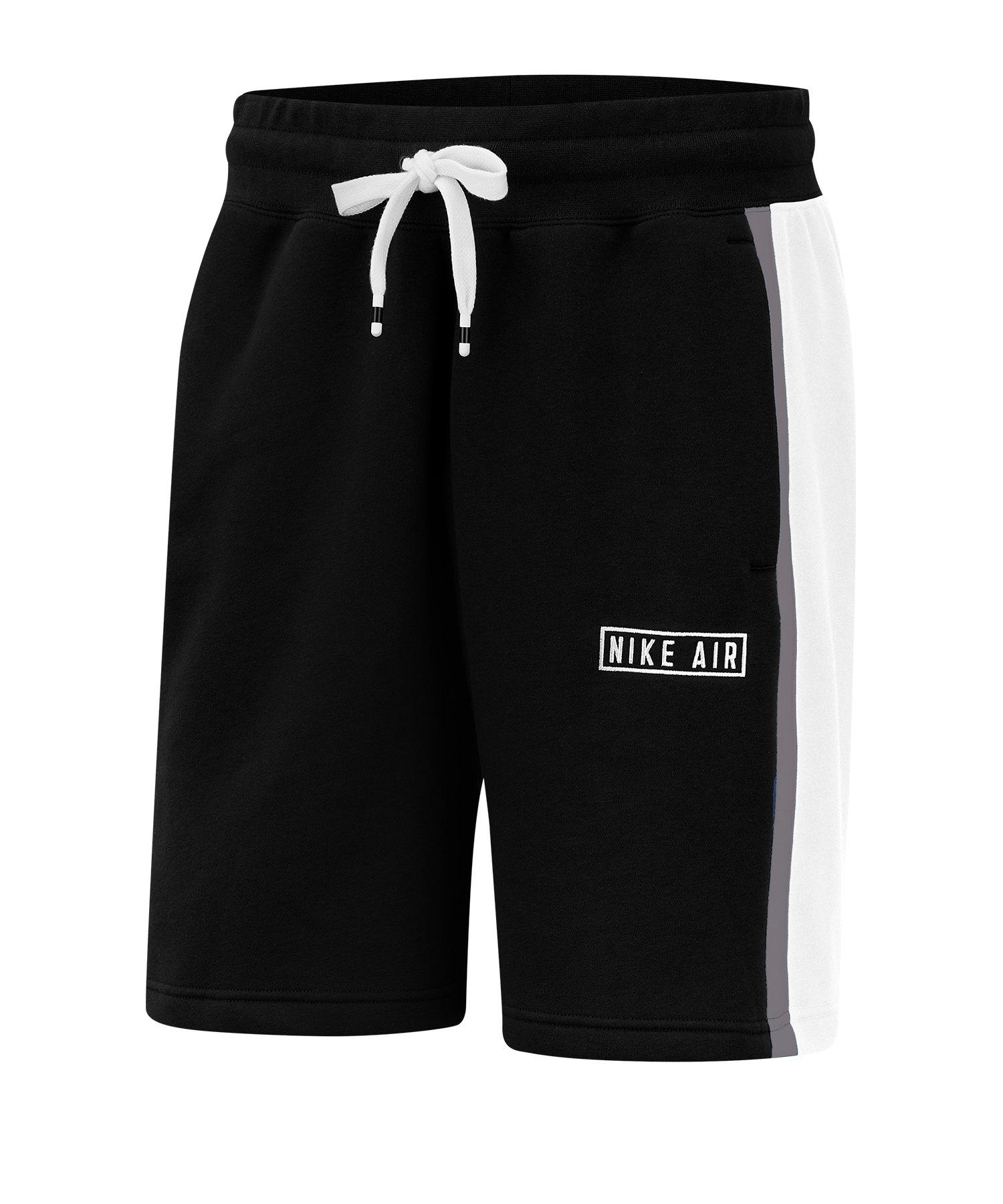 Nike Air Casual Short Schwarz F010 - schwarz