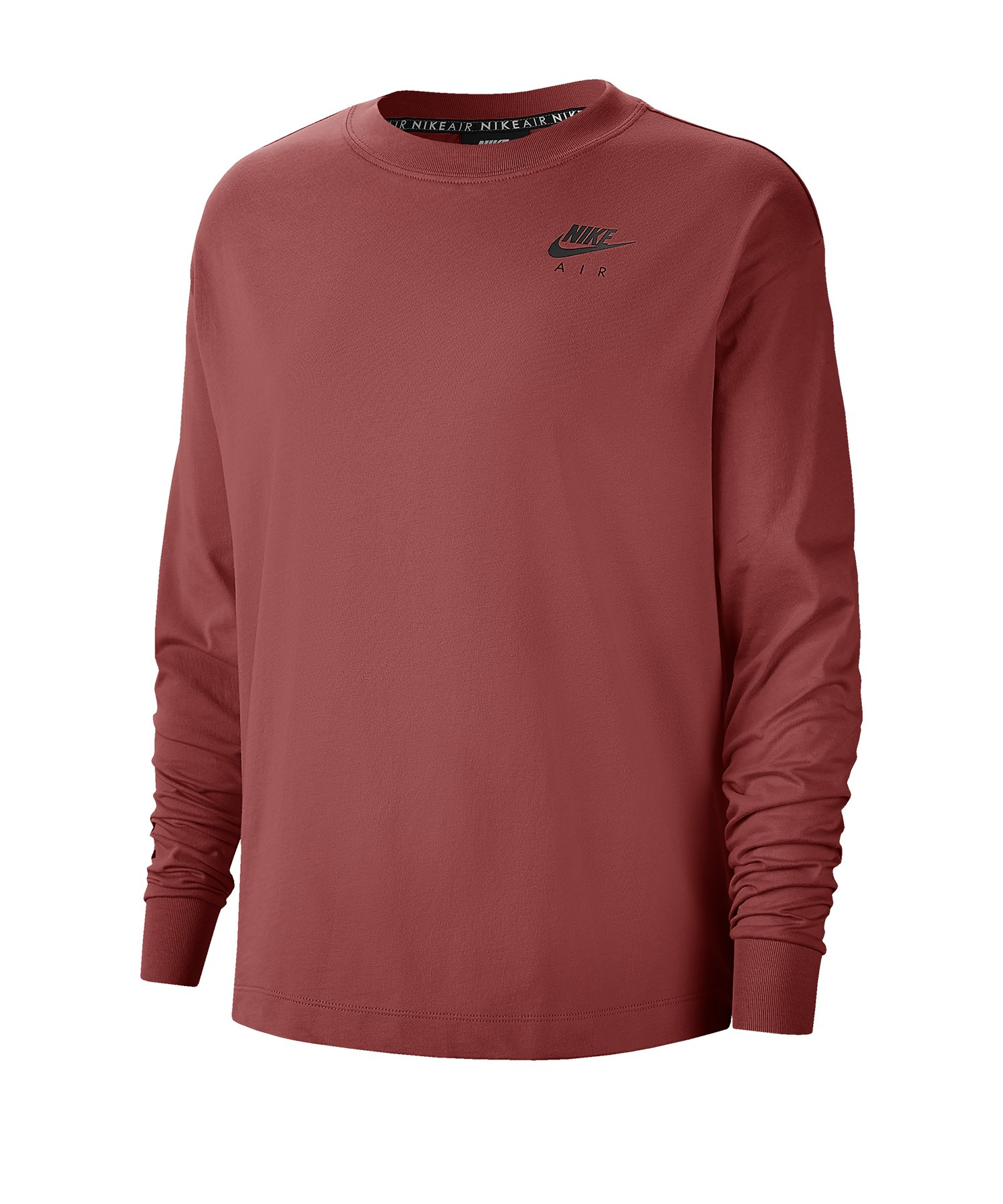 Nike Air Sweatshirt Damen Rot F661 - rot