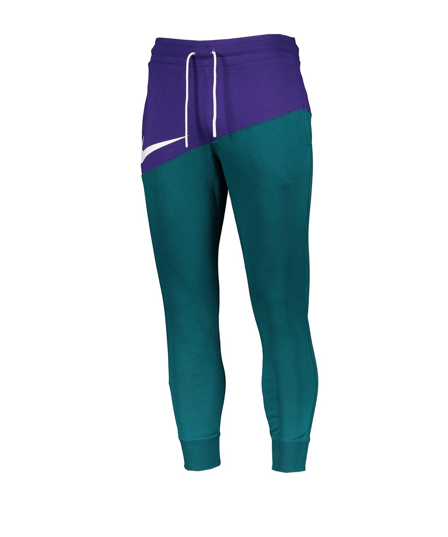 Nike Swoosh Jogginghose Lila F547 - lila