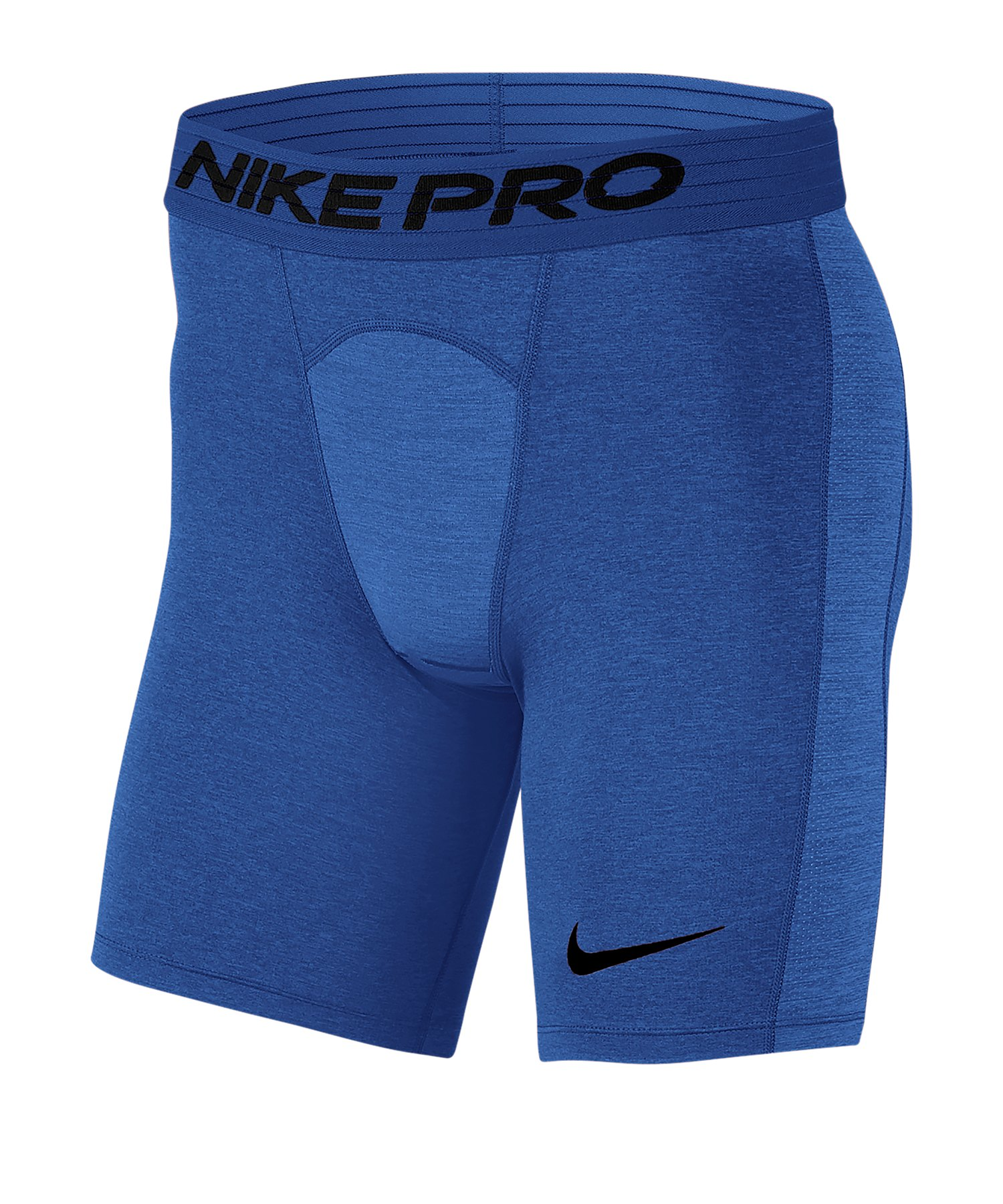 Nike Pro Short Blau F480 - blau