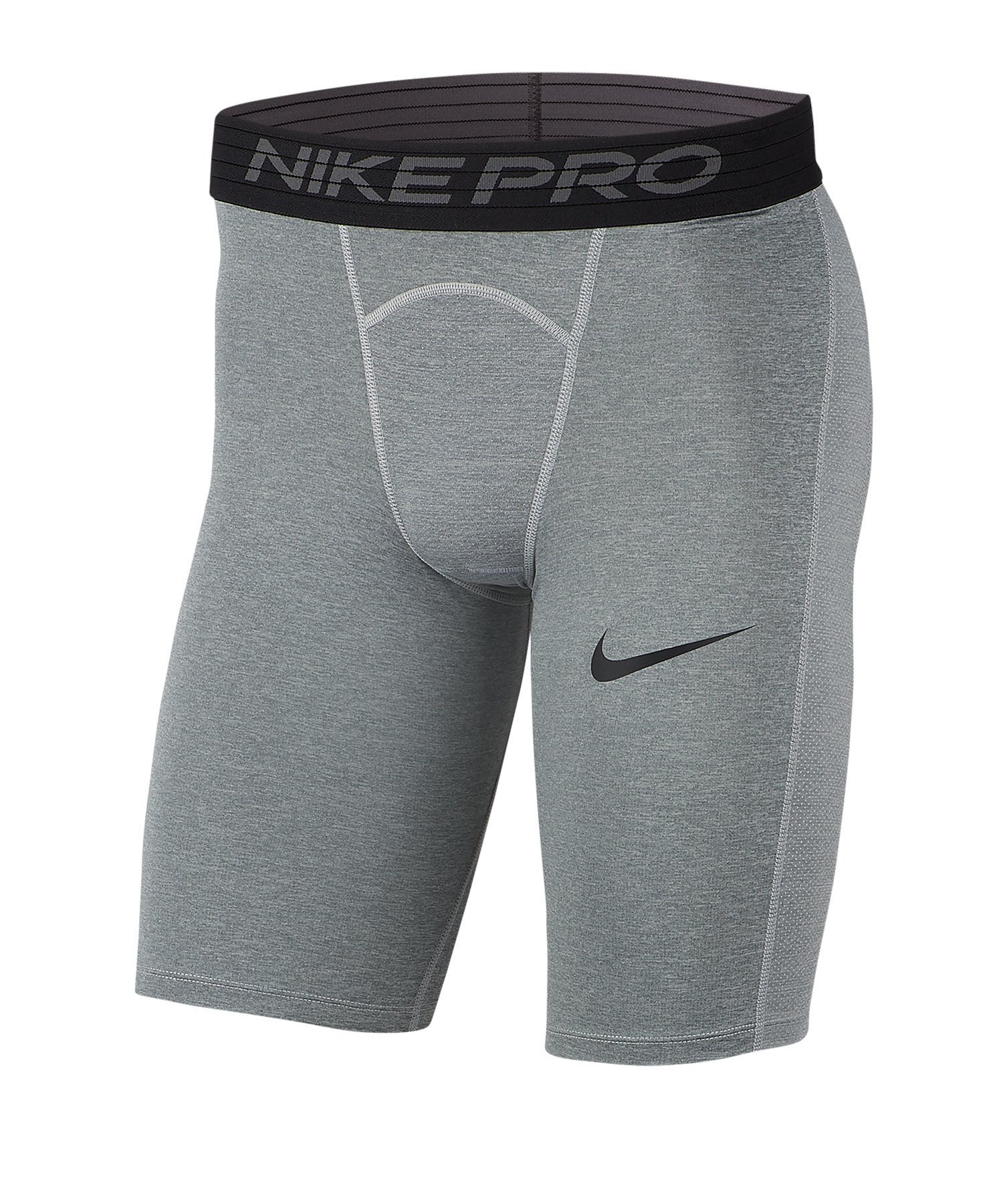 Nike Pro Shorts Grau F085 - grau