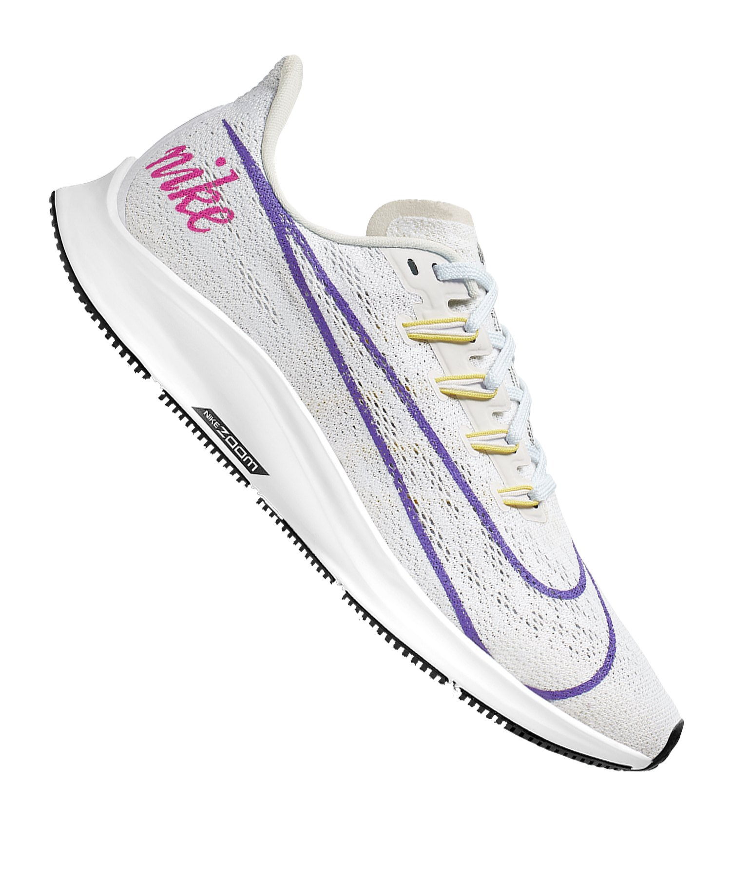Nike Air Zoom Pegasus 36 Running Damen F101 - weiss