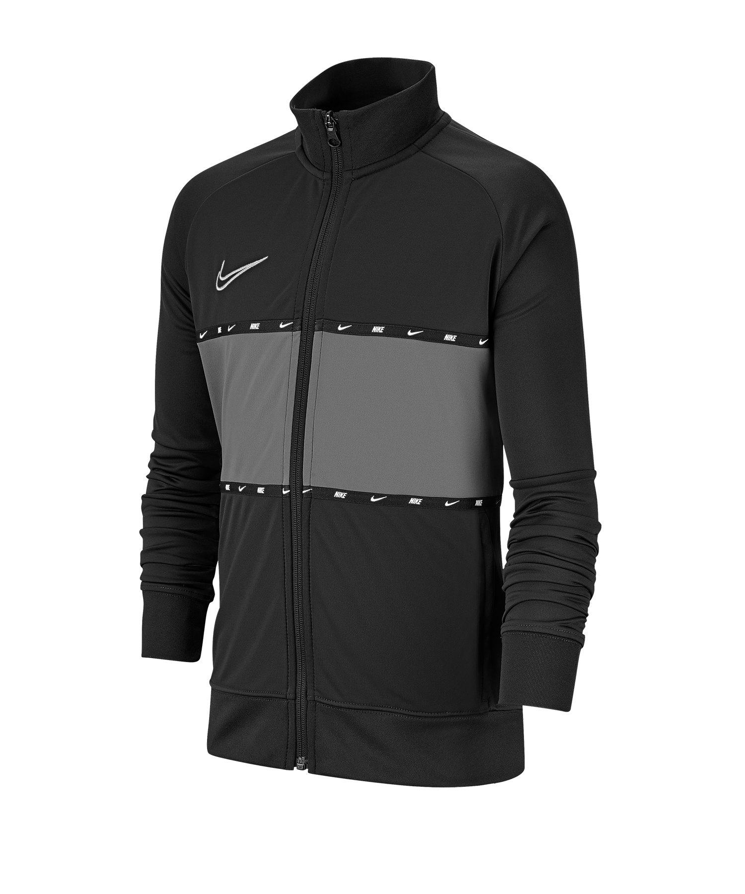 Nike Academy Dri-FIT Trainingsjacke Kids F010 - schwarz