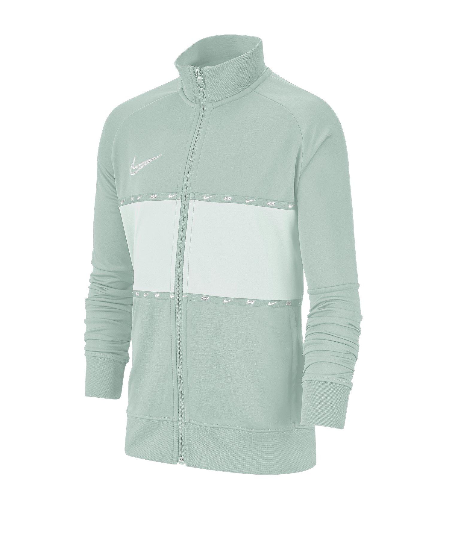 Nike Academy Dri-FIT Trainingsjacke Kids Grün F321 - gruen