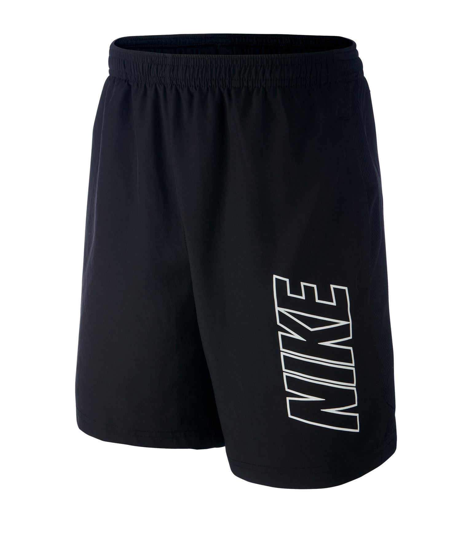 Nike Academy Short Kids Schwarz F011 - schwarz