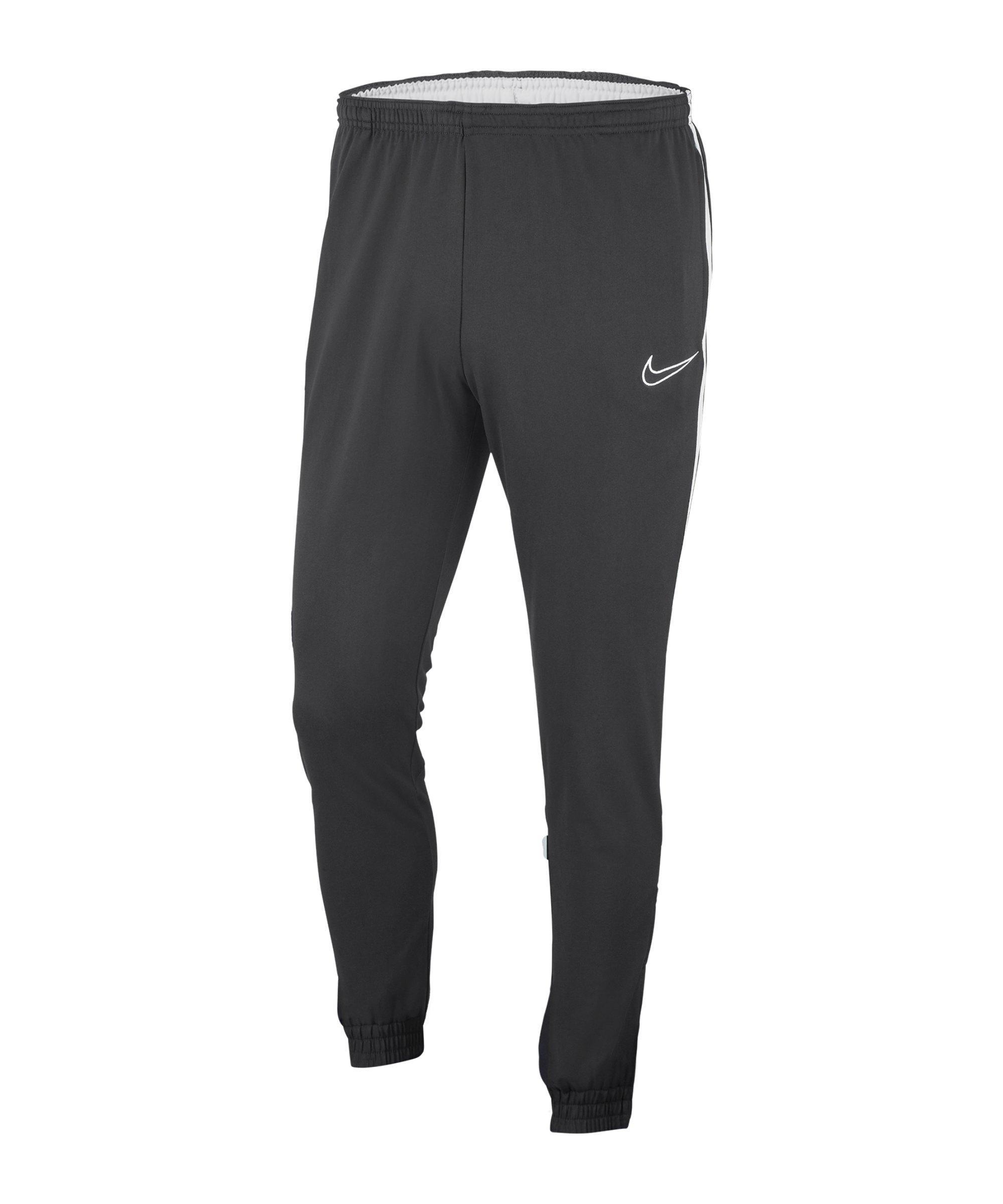 Nike Academy 19 Pant Trainingshose Kids F060 - grau