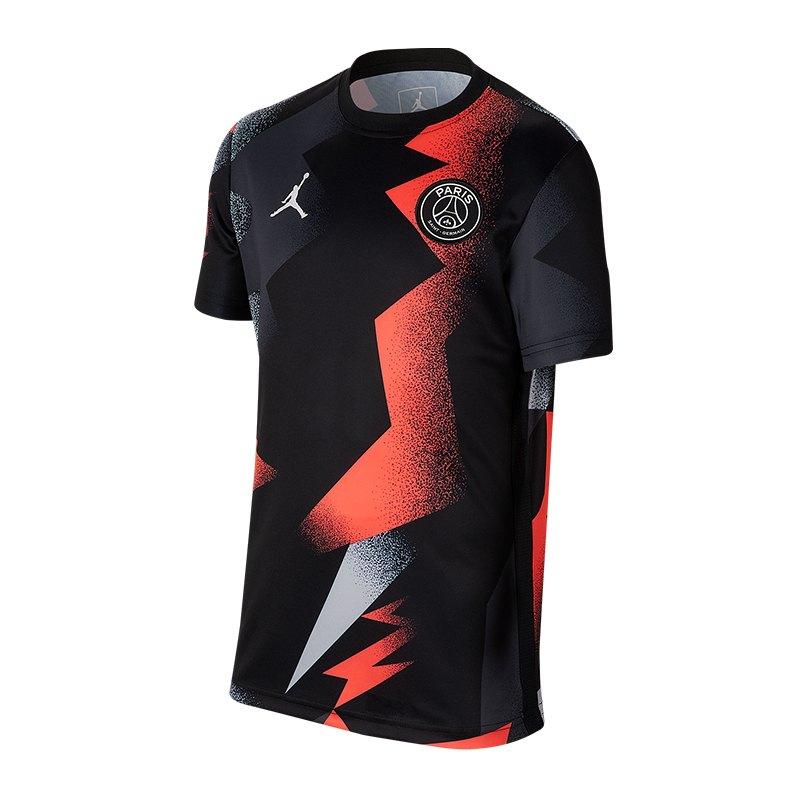Nike Paris St. Germain Pride T-Shirt Kids F011 - schwarz