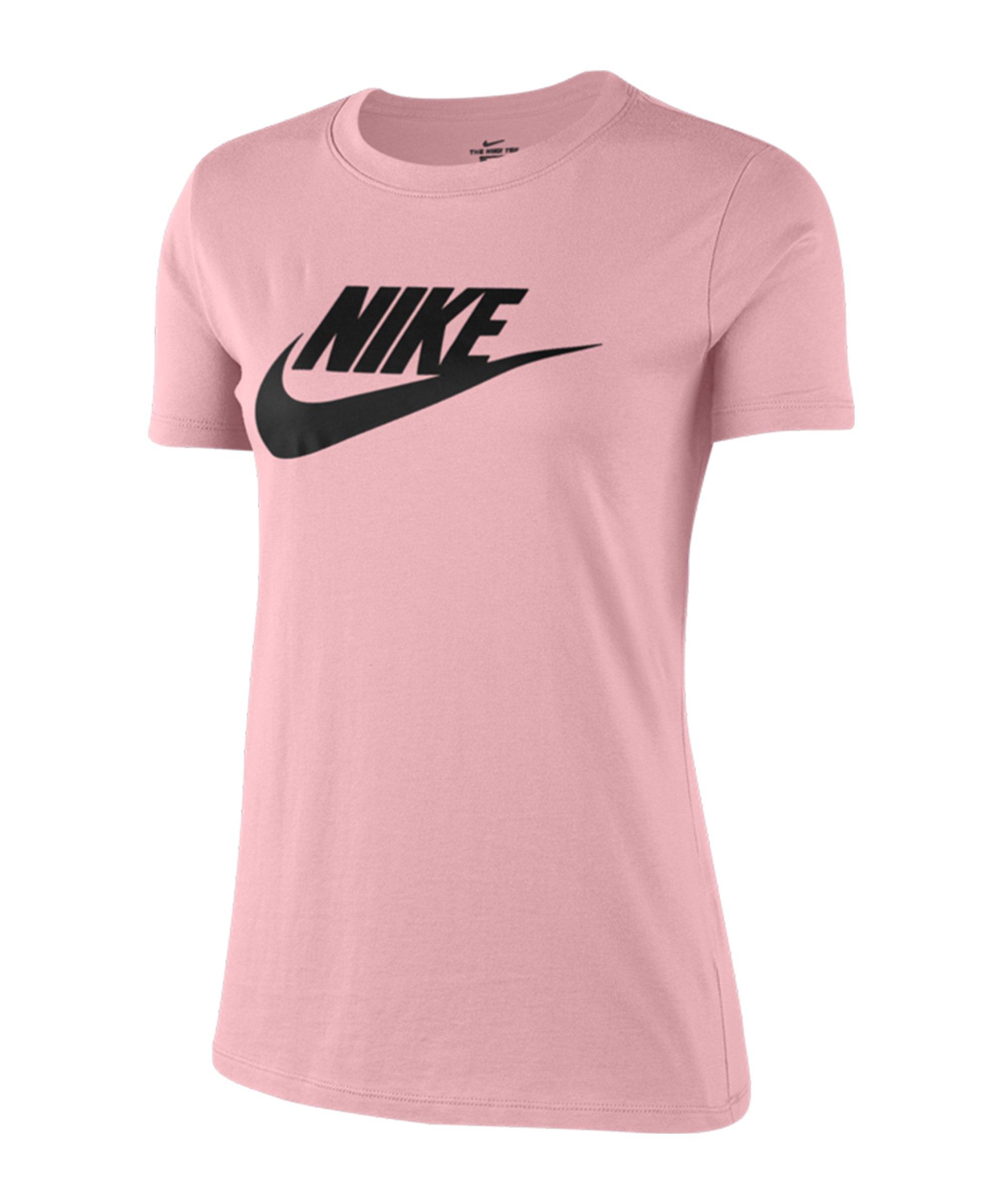 Nike Essential T-Shirt Damen Pink F632 - pink