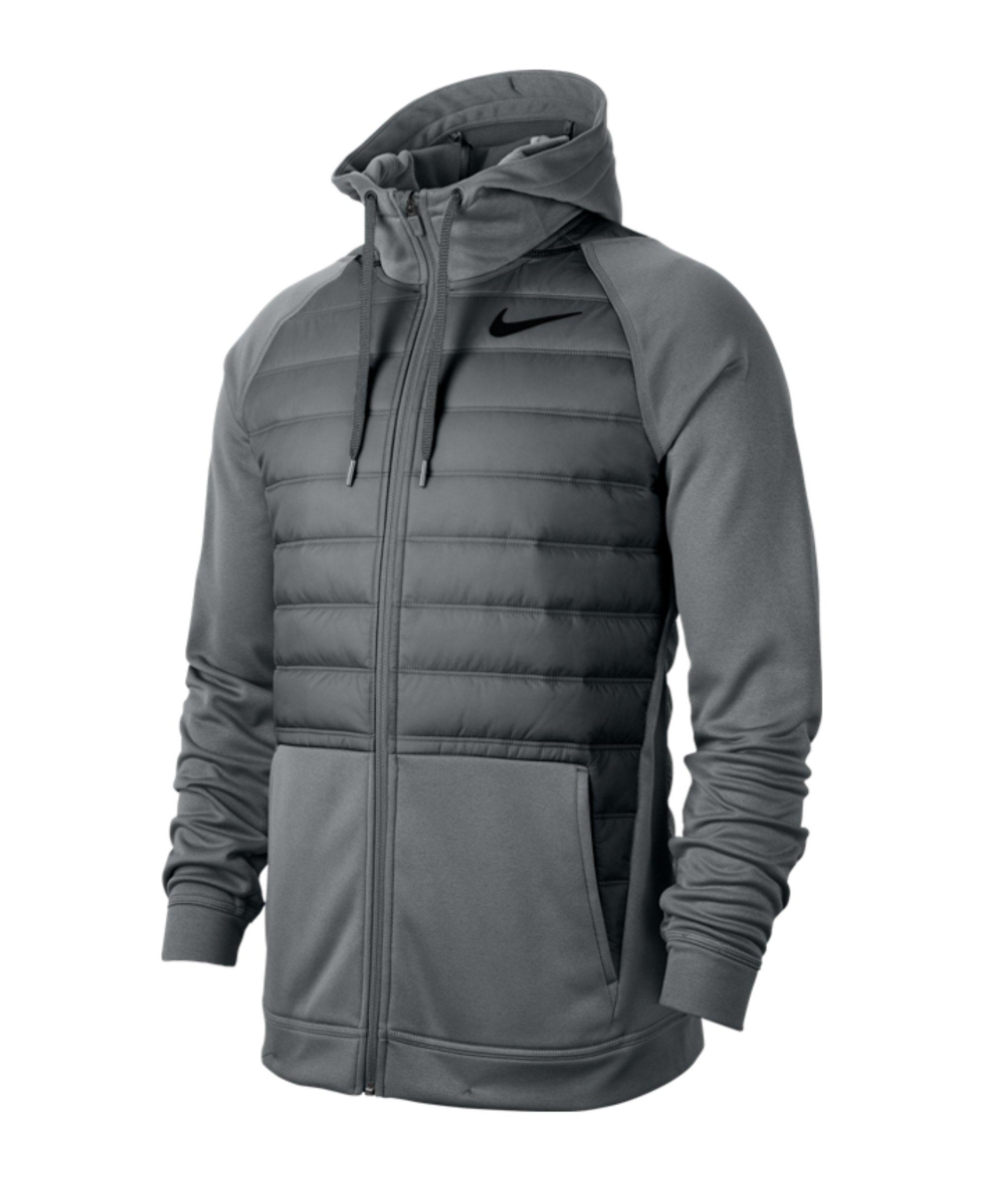 Nike Therma Winterized Jacke Grau F084 - grau