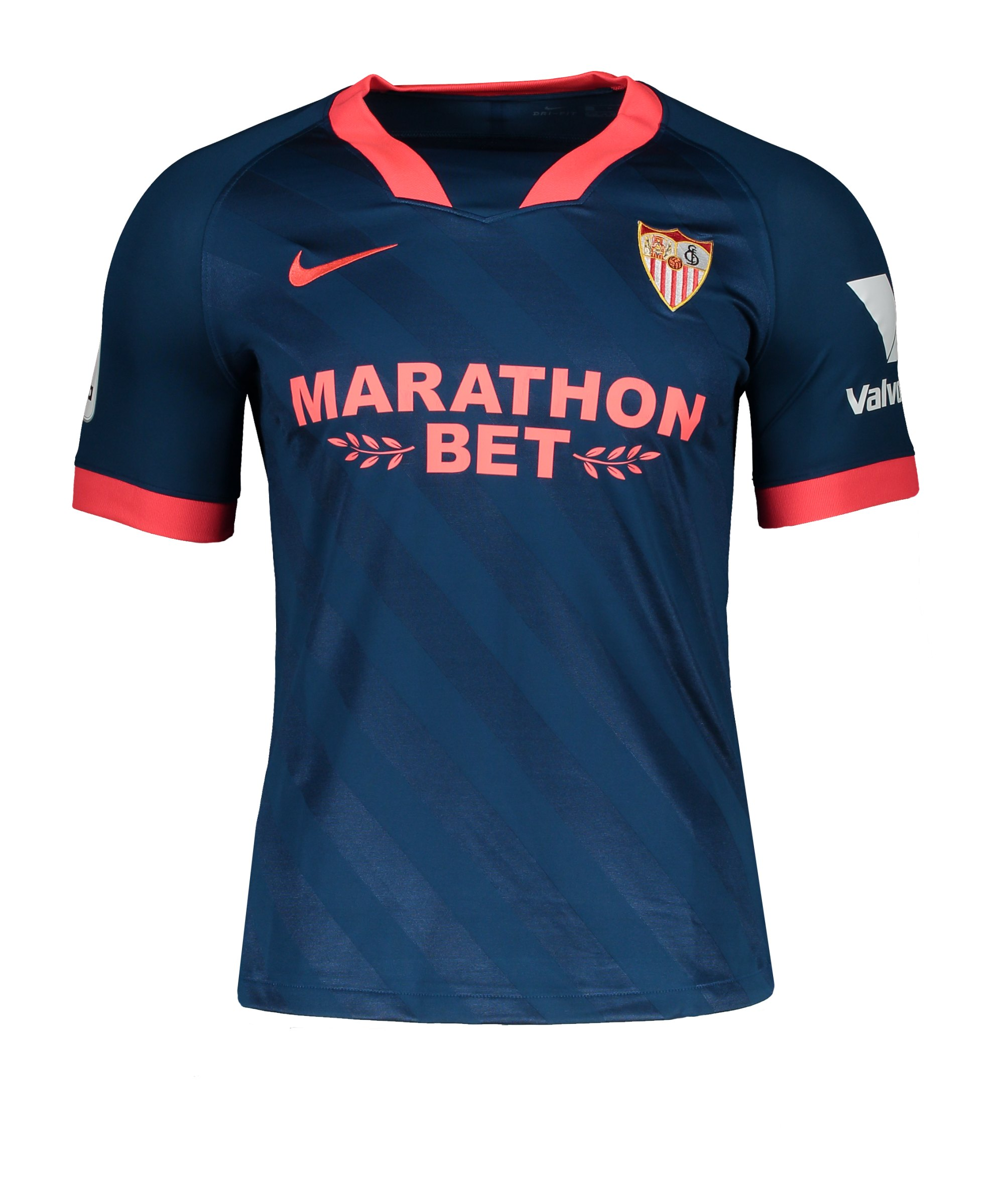 Nike FC Sevilla Trikot UCL 2020/2021 Blau F460 - blau