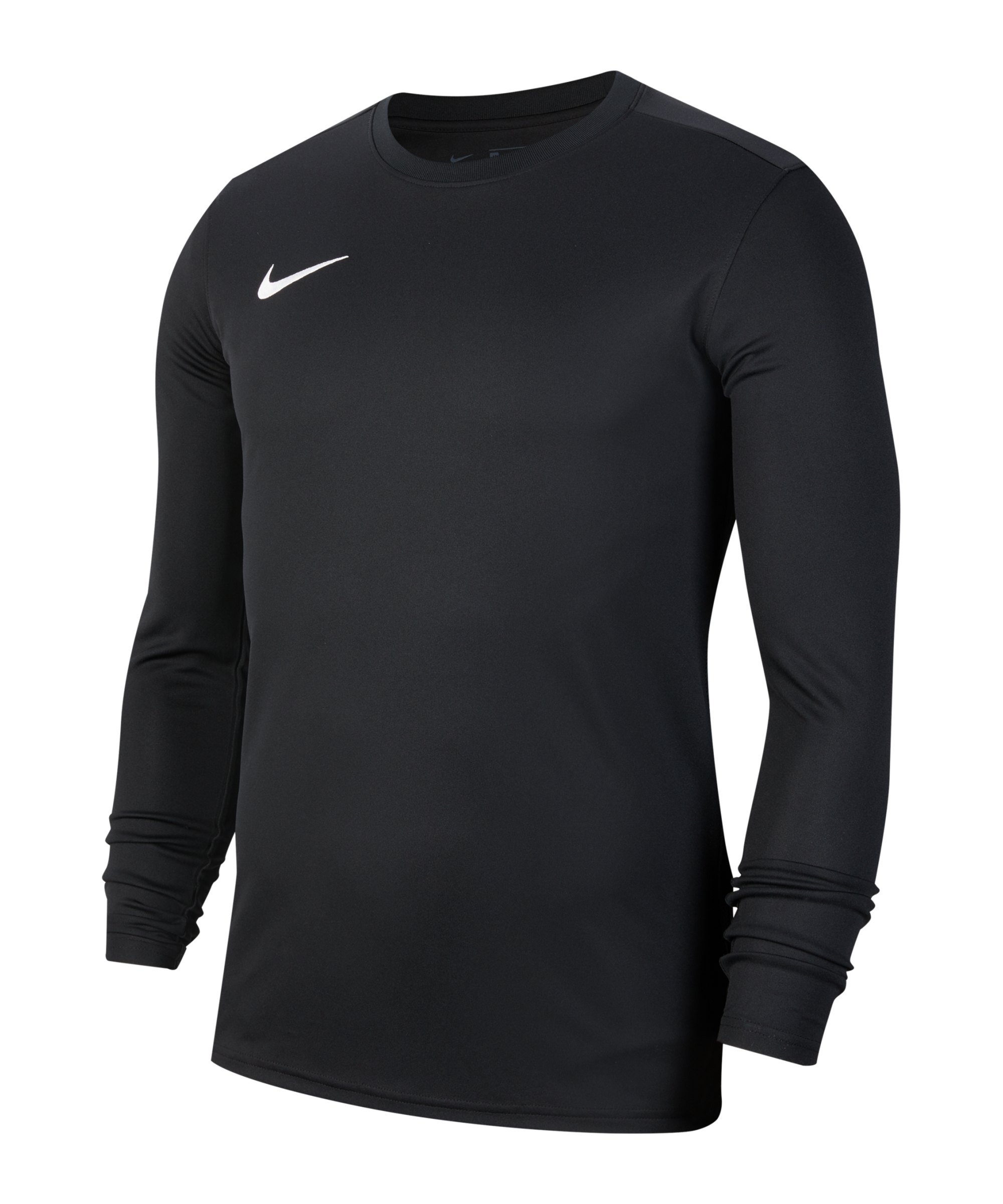 Nike Park VII Trikot langarm Schwarz F010 - schwarz