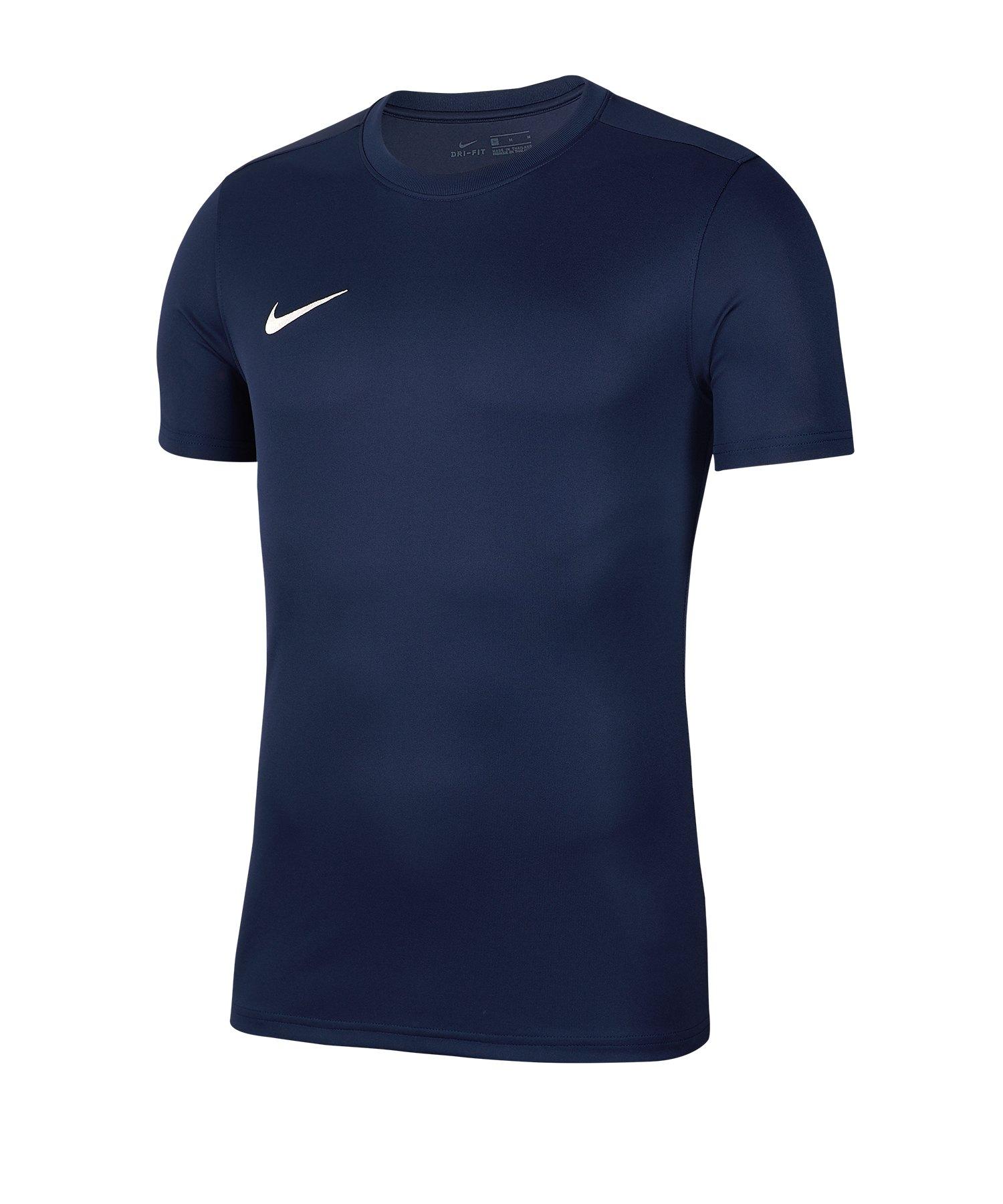 Nike Park VII Trikot kurzarm Blau F410 - blau