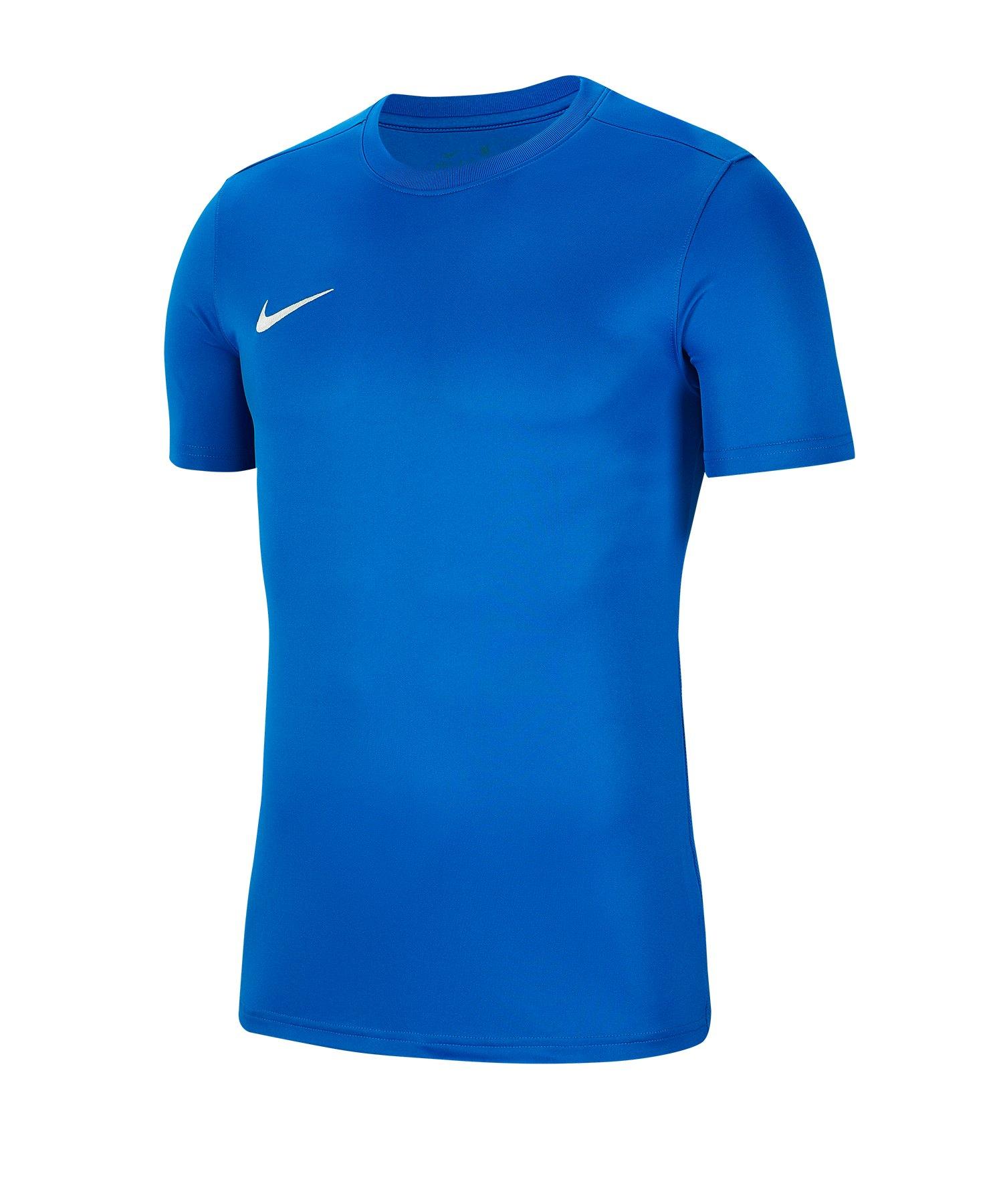 Nike Park VII Trikot kurzarm Blau F463 - blau