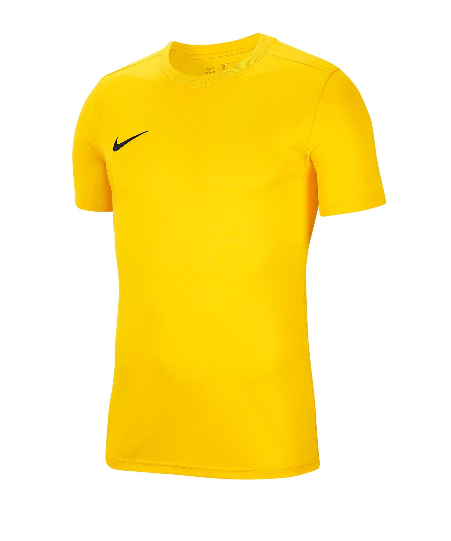 Nike Park VII Trikot kurzarm Gelb F719 - gelb