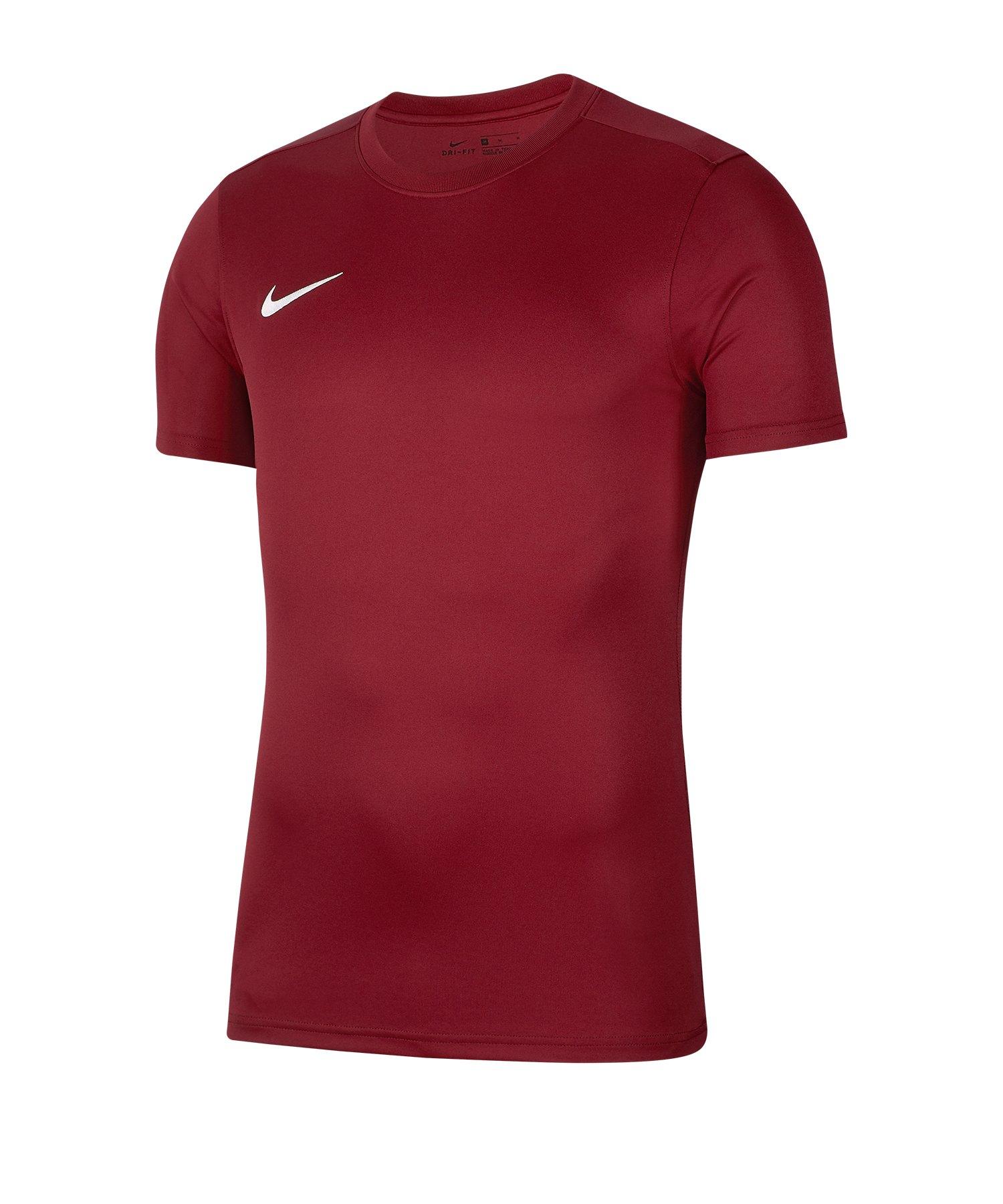 Nike Park VII Trikot kurzarm Rot F677 - rot