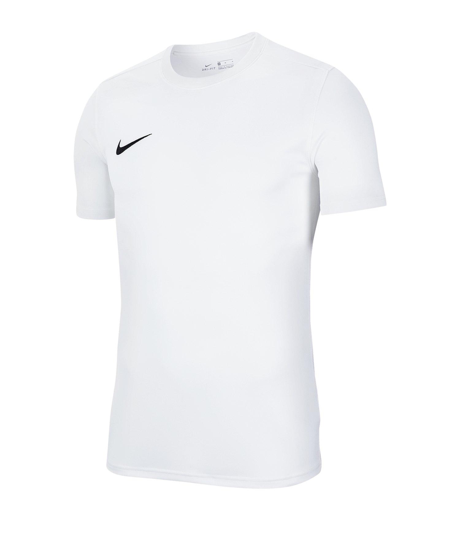 Nike Park VII Trikot kurzarm Weiss F100 - weiss
