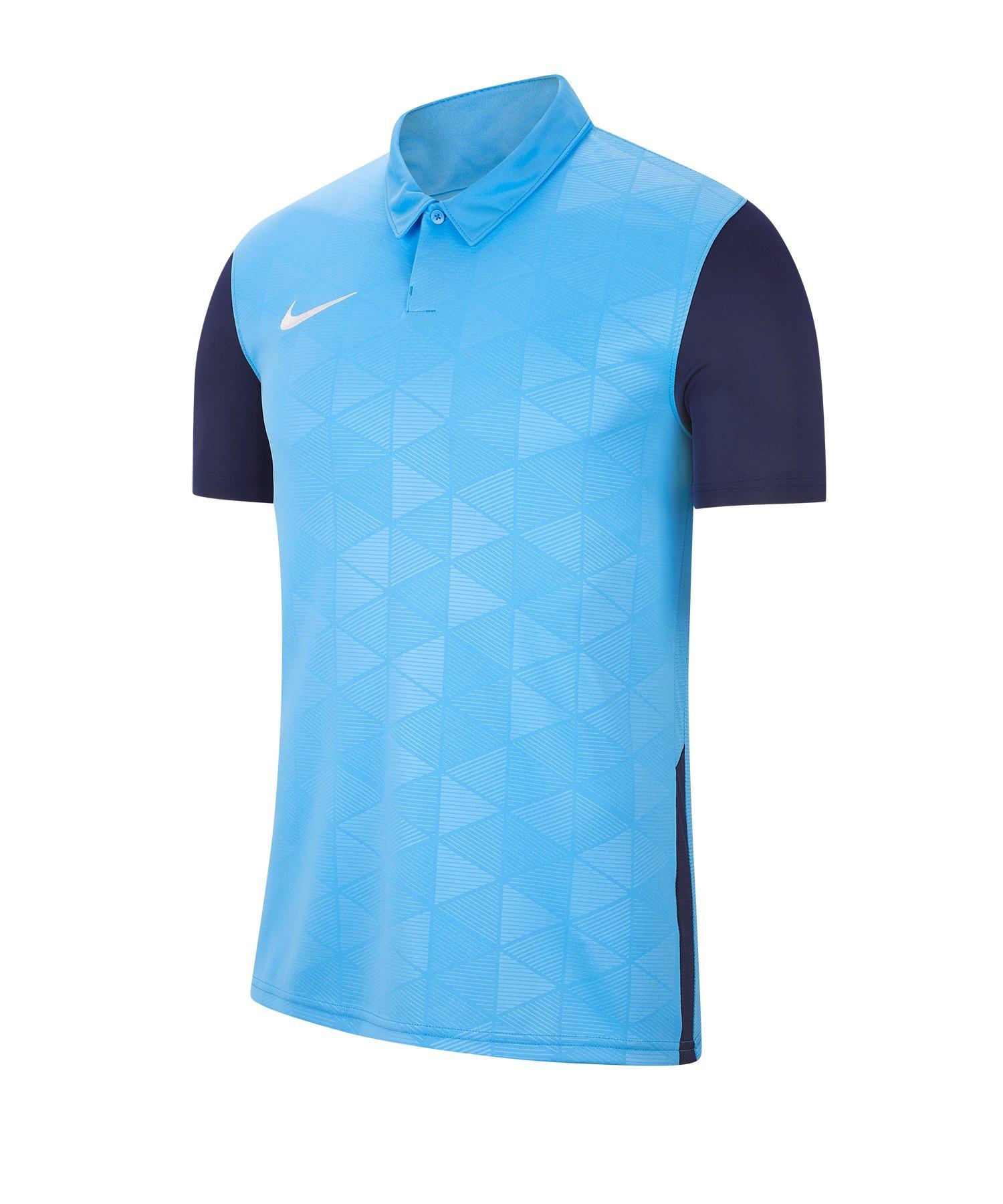 Nike Trophy IV Trikot Blau F412 - blau