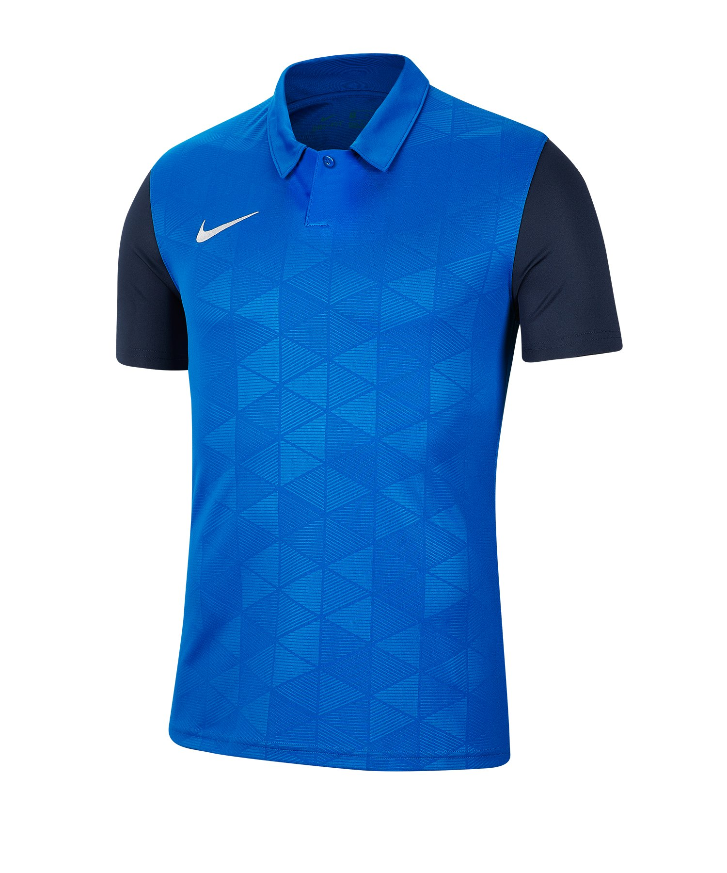 Nike Trophy IV Trikot Blau F463 - blau