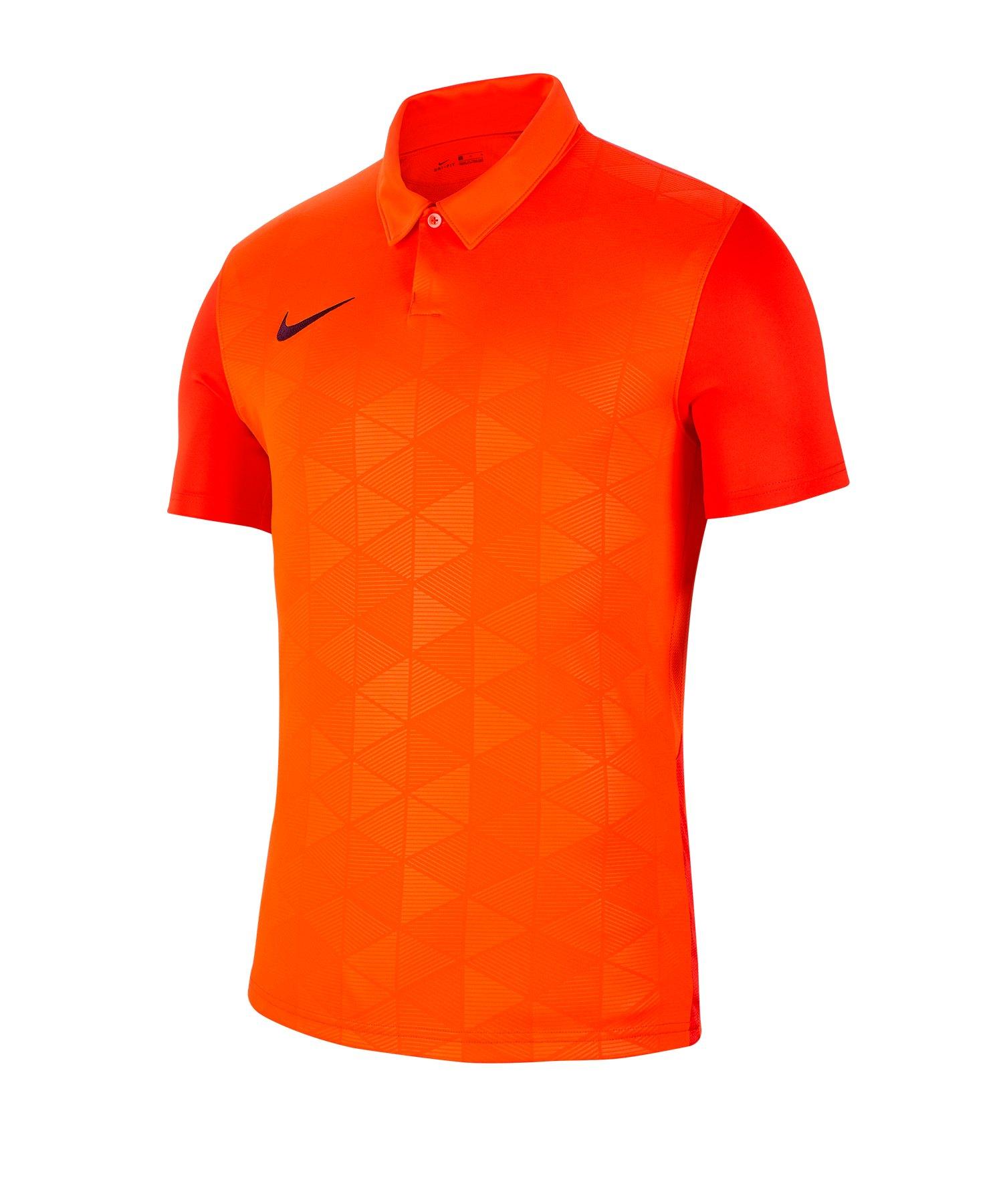 Nike Trophy IV Trikot kurzarm Orange F819 - orange