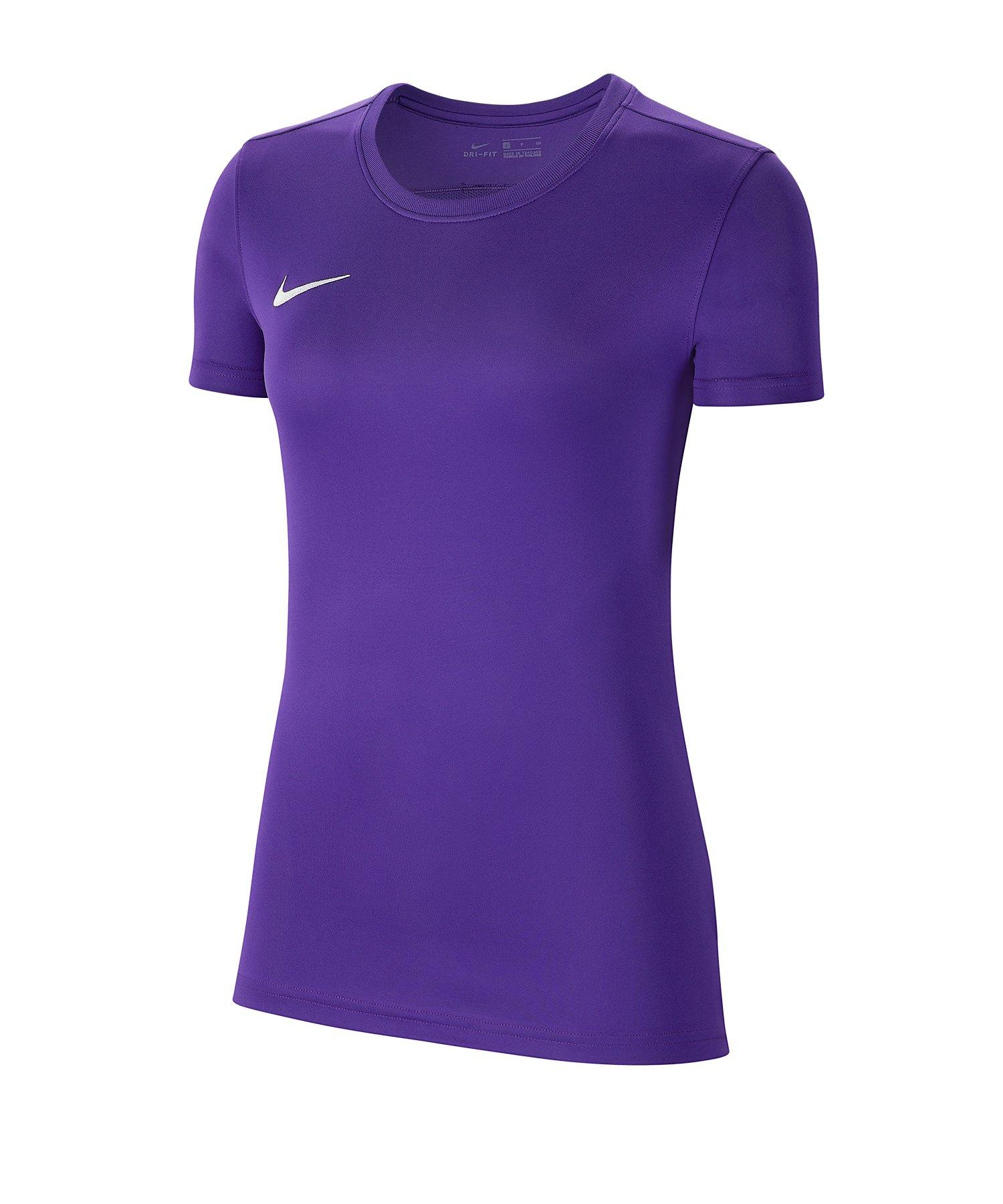 Nike Park VII Trikot Damen Lila F547 - lila