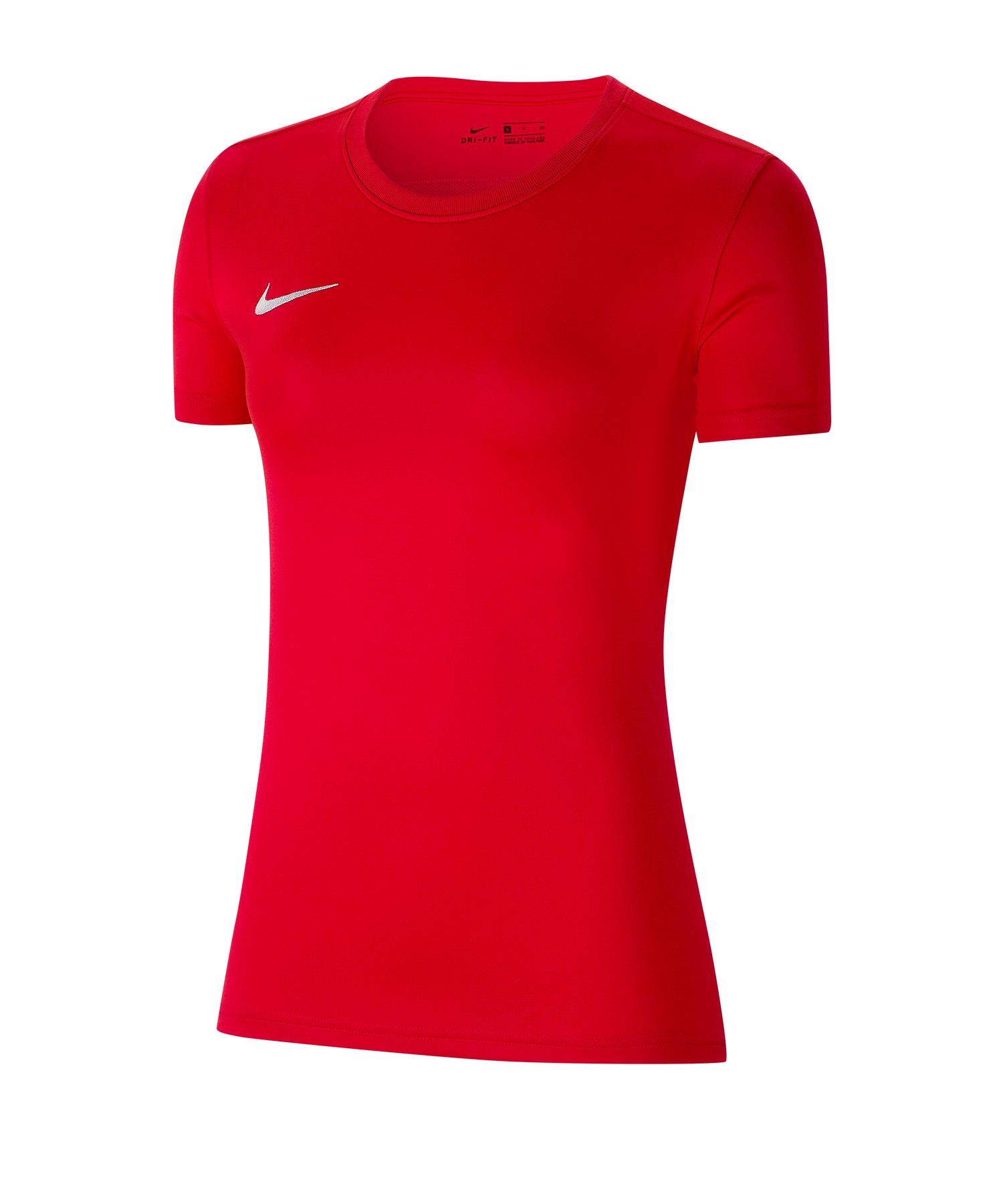 Nike Park VII Trikot Damen Rot F657 - rot