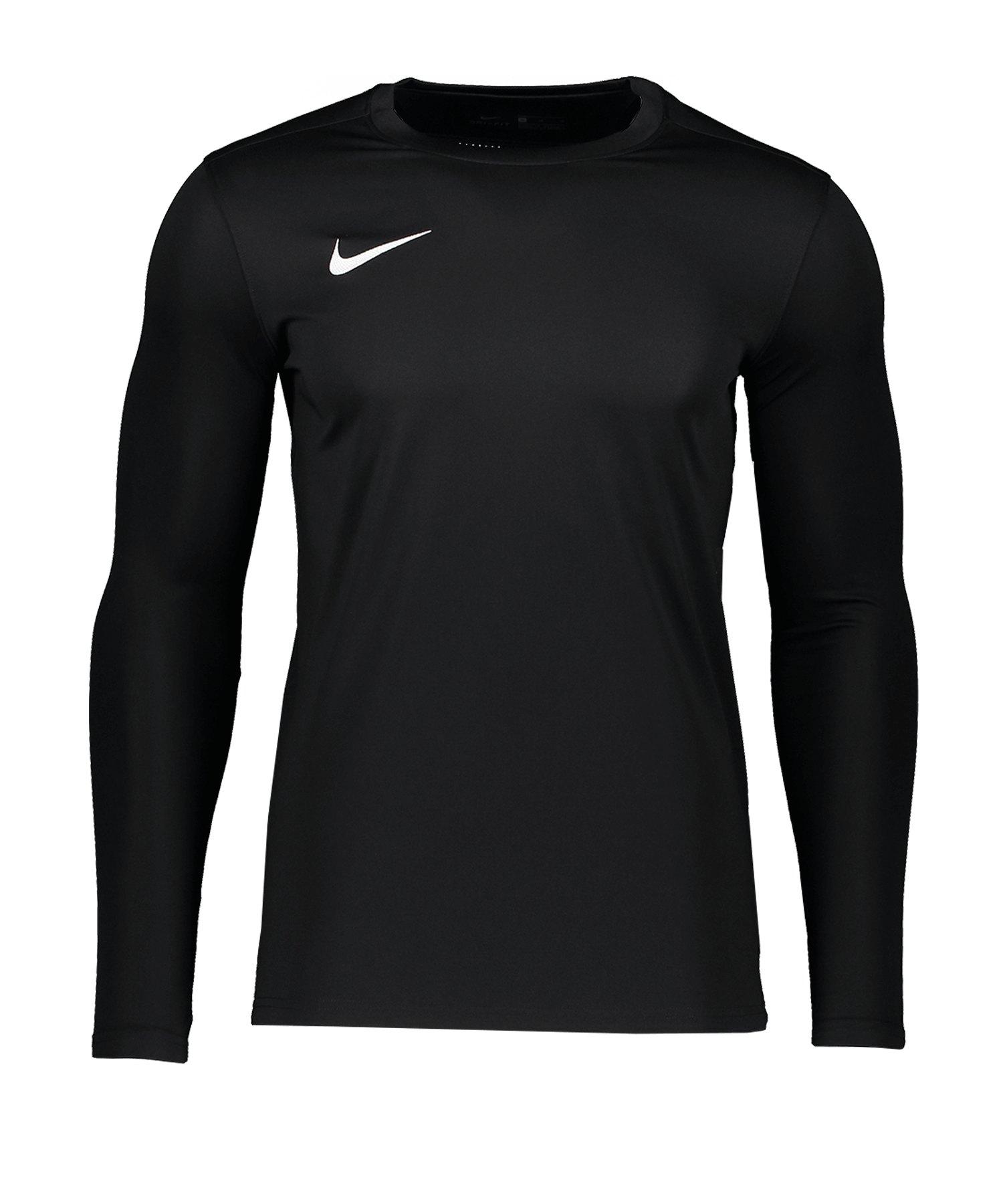 Nike Park VII Trikot langarm Kids F010 - schwarz