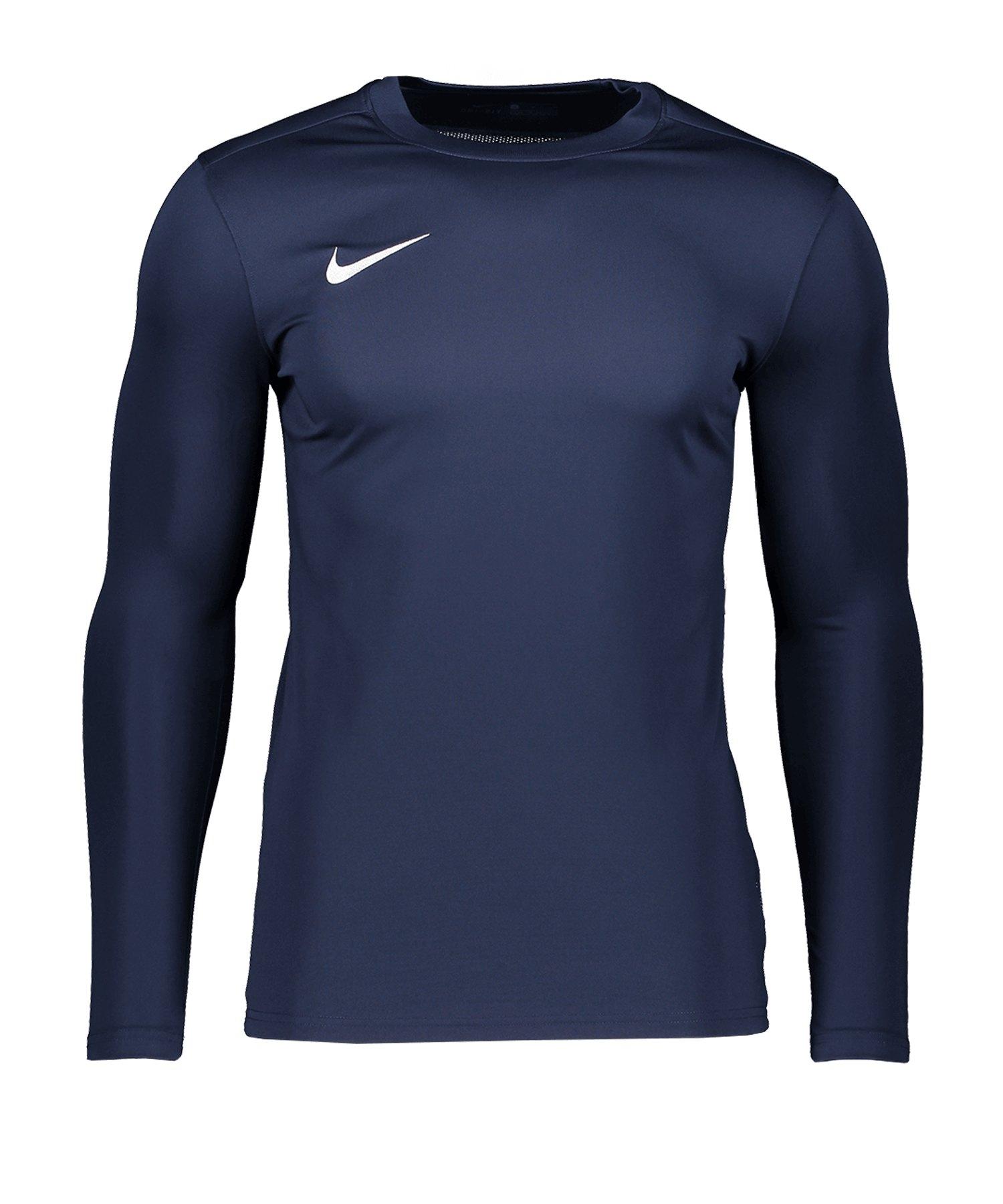 Nike Park VII Trikot langarm Kids F410 - blau