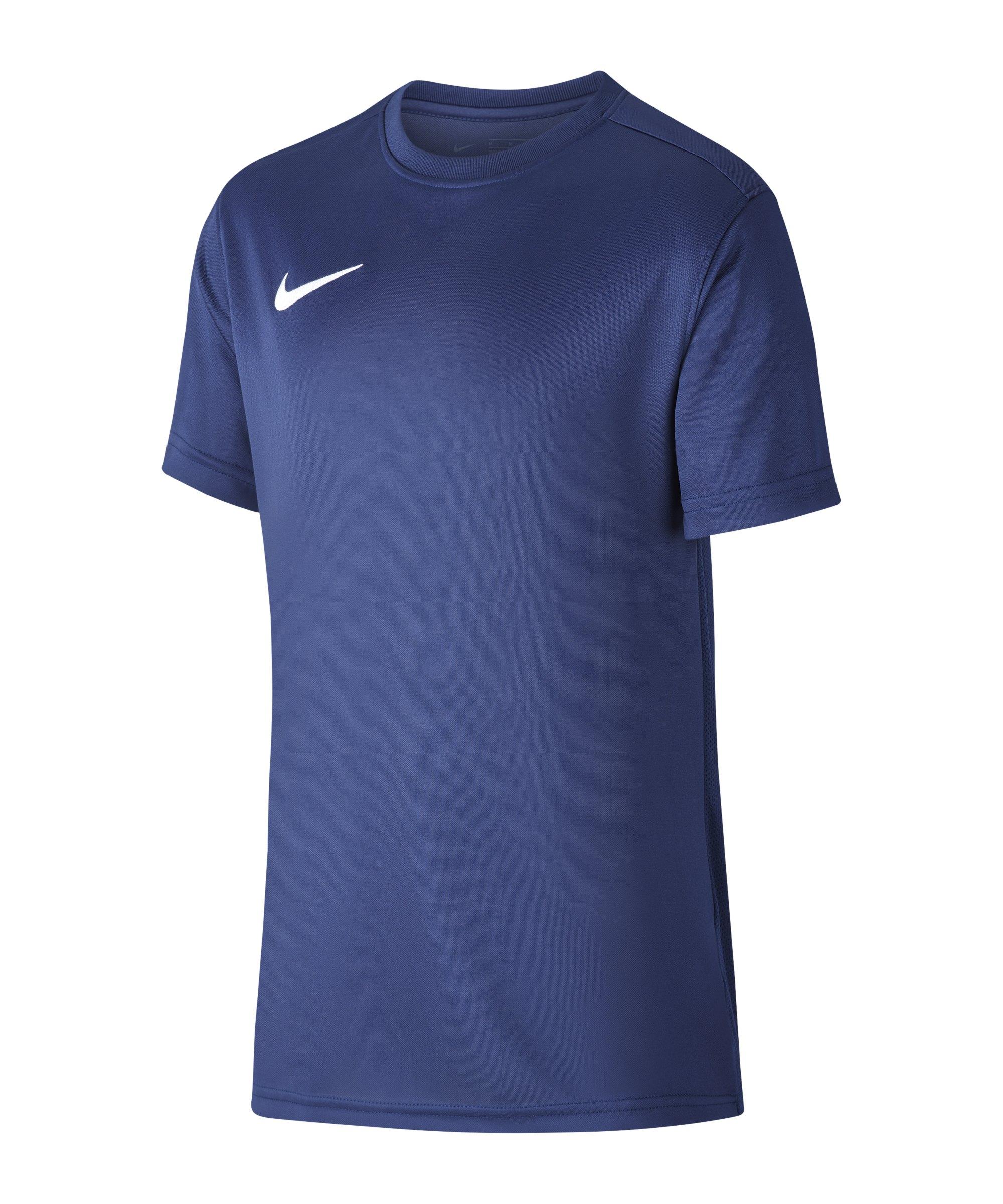 Nike Park VII Trikot kurzarm Kids Blau F410 - blau