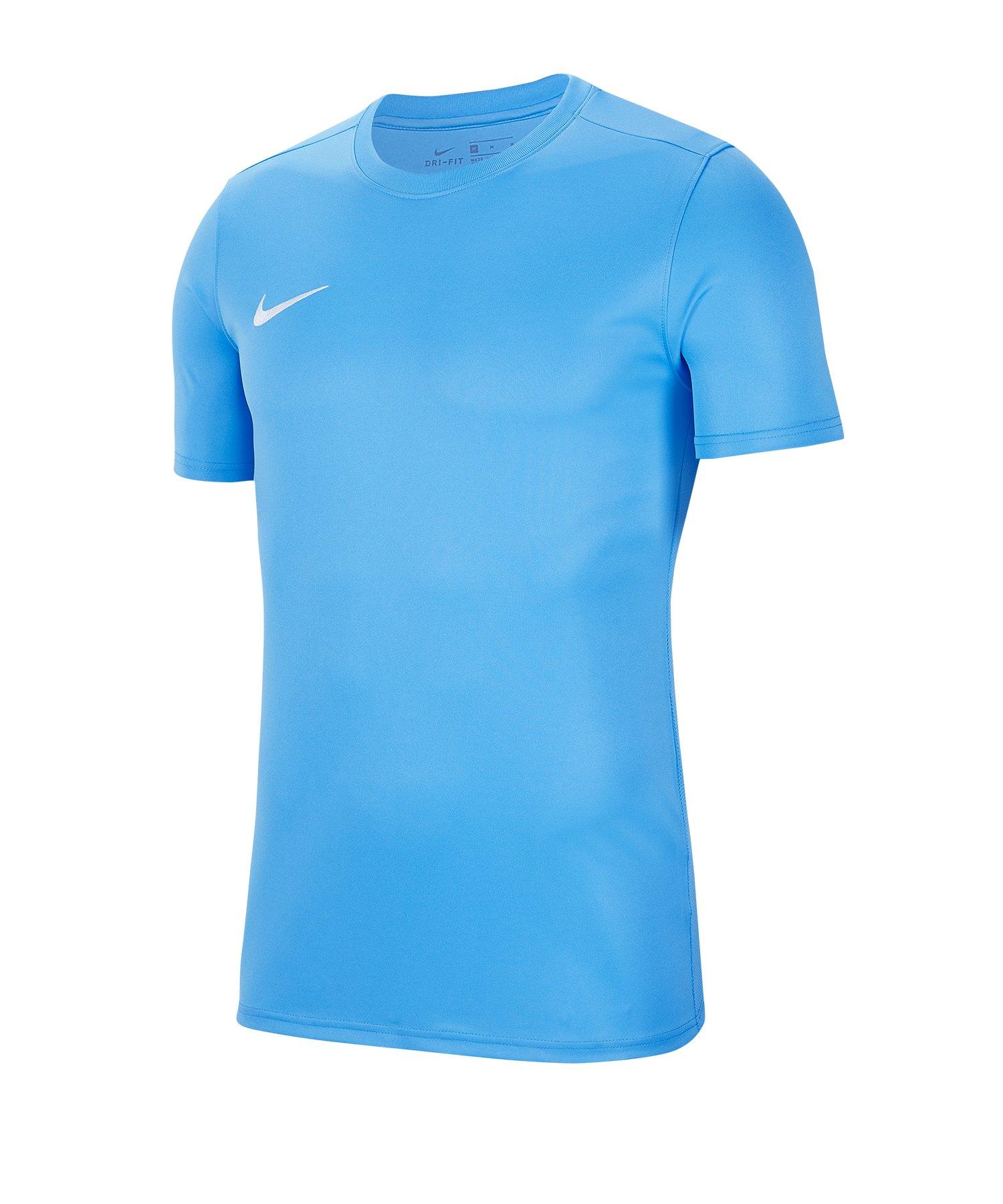 Nike Park VII Trikot kurzarm Kids Blau F412 - blau