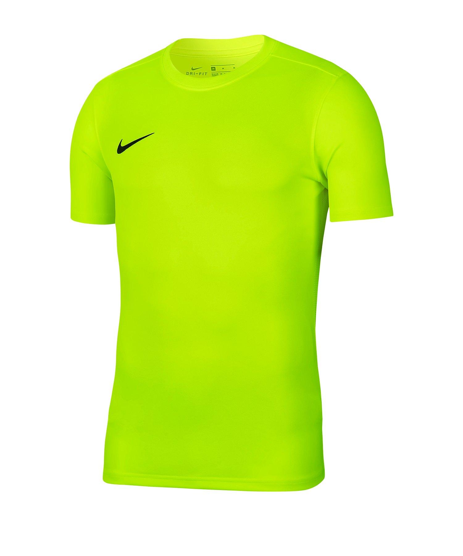 Nike Park VII Trikot kurzarm Kids Gelb F702 - gelb
