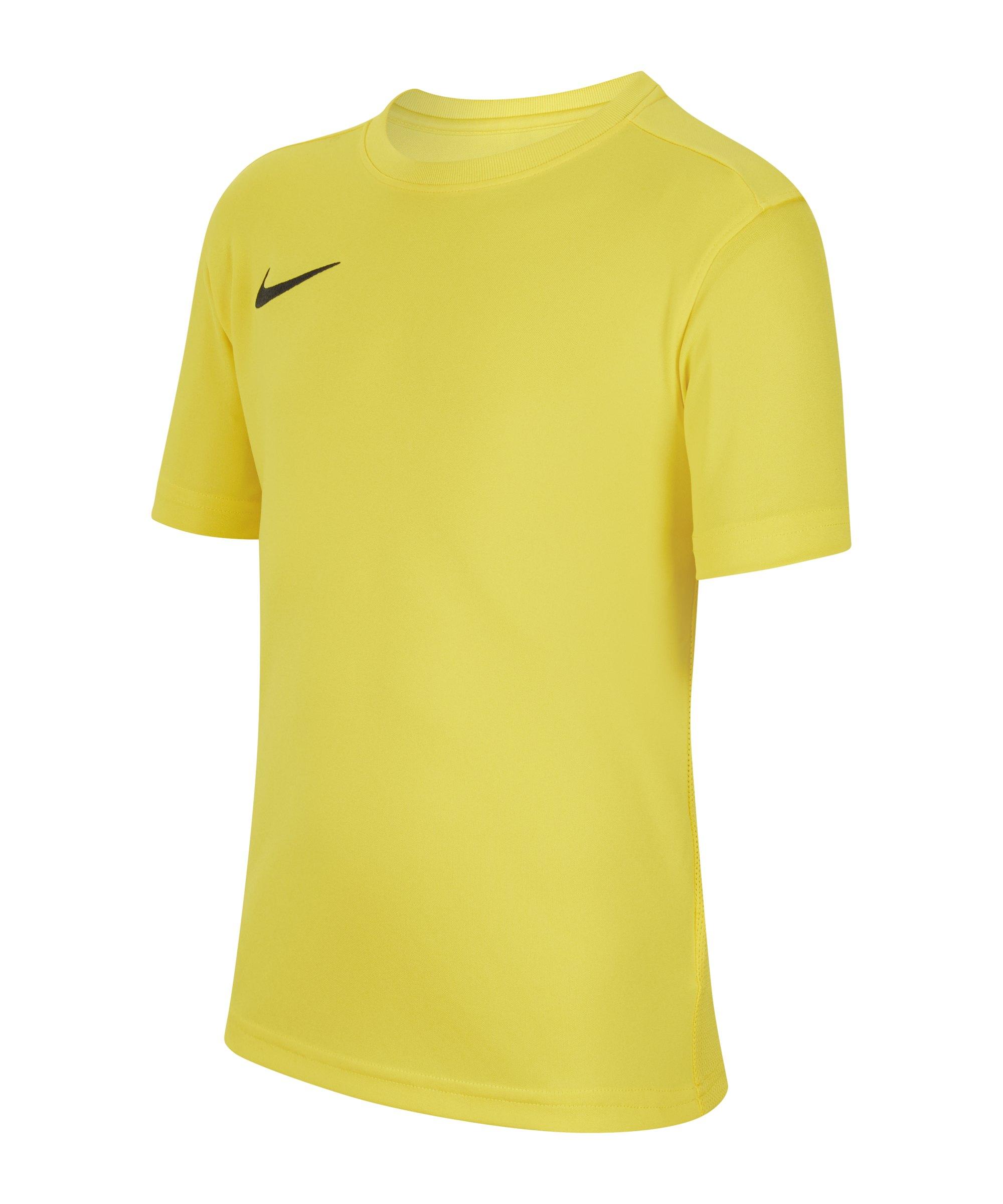 Nike Park VII Trikot kurzarm Kids Gelb F719 - gelb