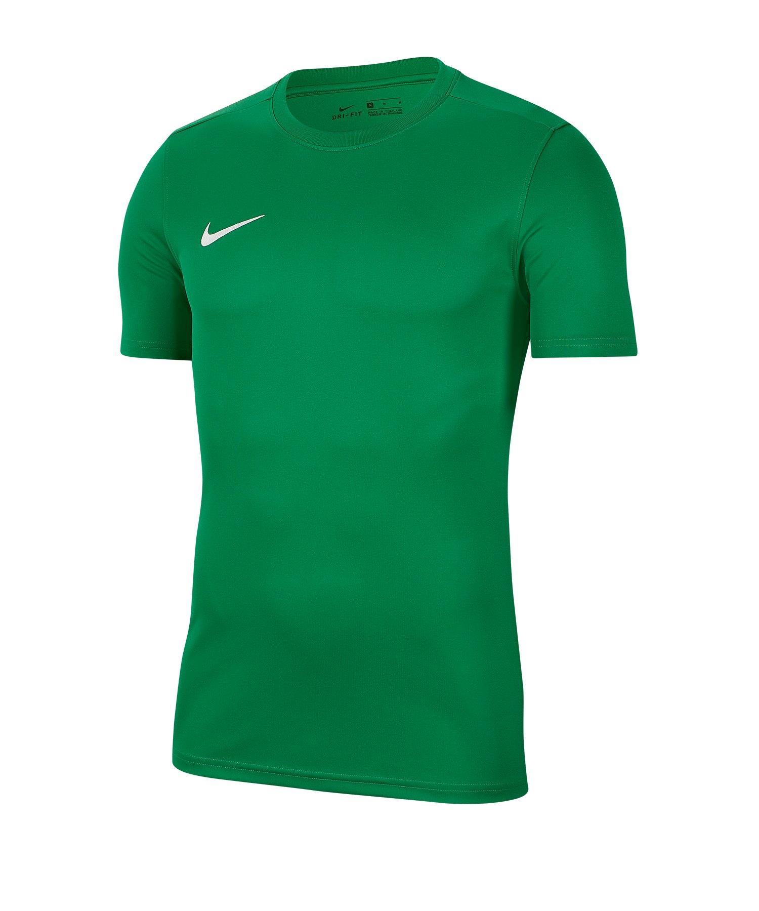 Nike Park VII Trikot kurzarm Kids Grün F302 - gruen