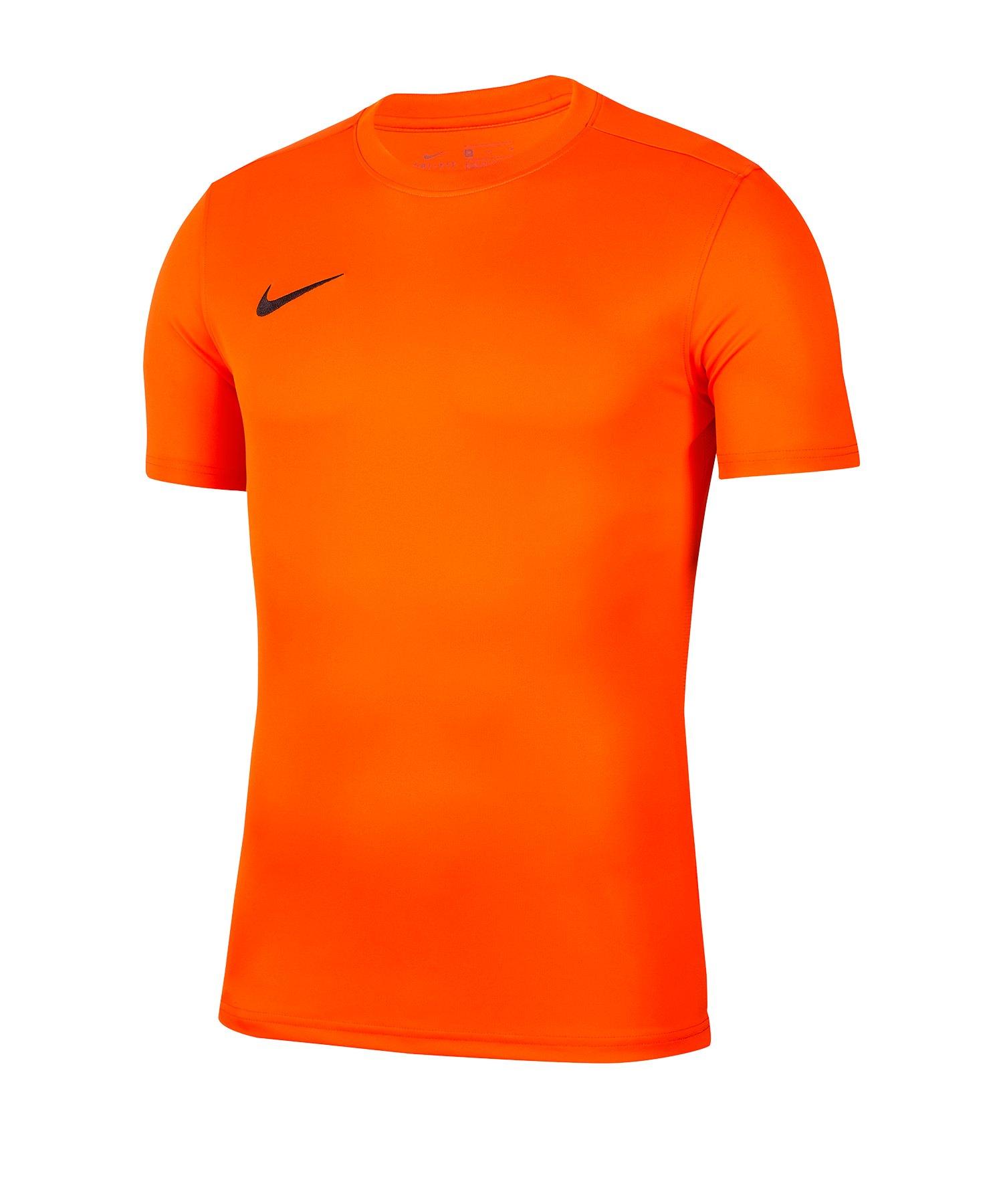Nike Park VII Trikot kurzarm Kids Orange F819 - orange