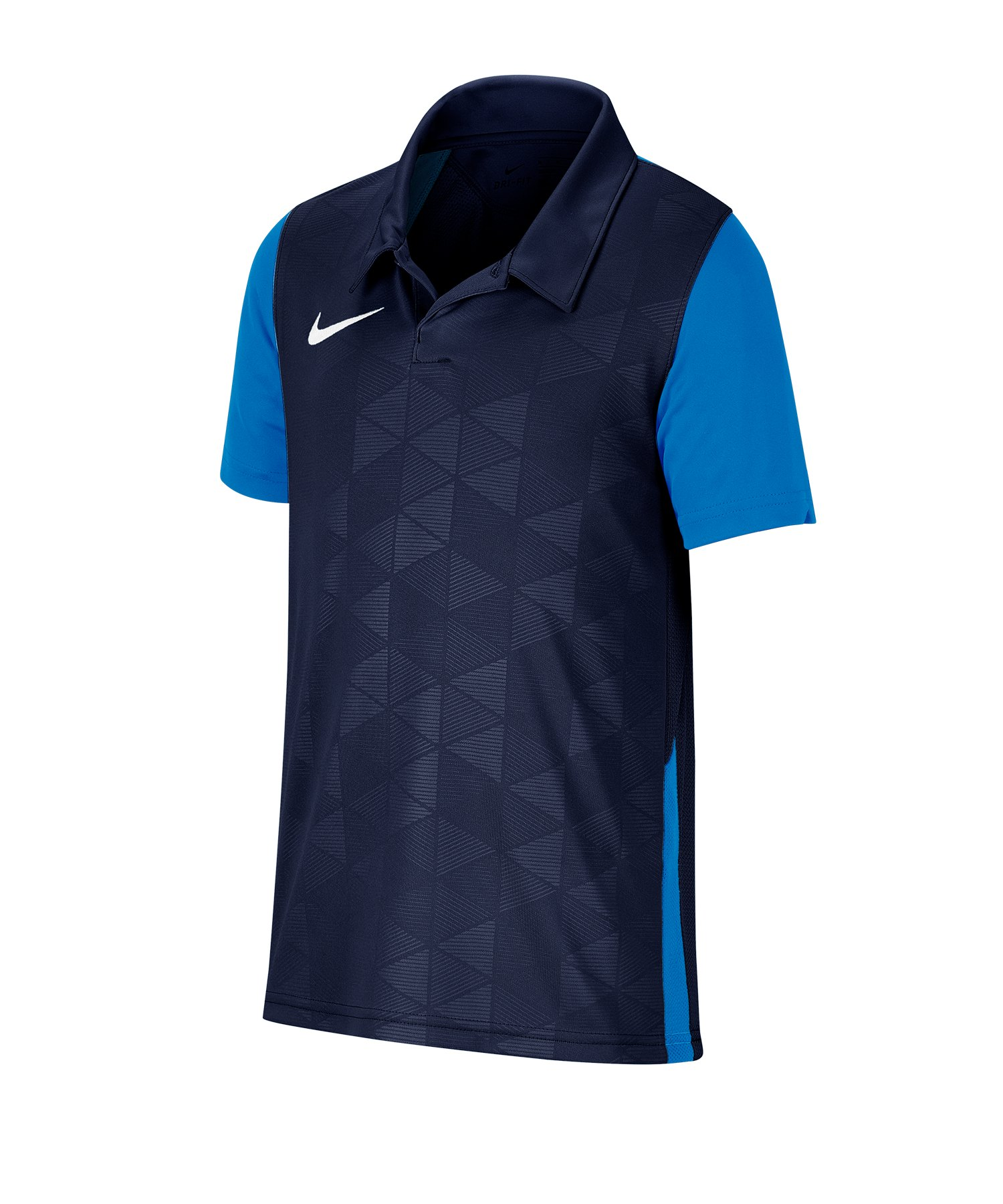Nike Trophy IV Trikot kurzarm Kids Blau F410 - blau