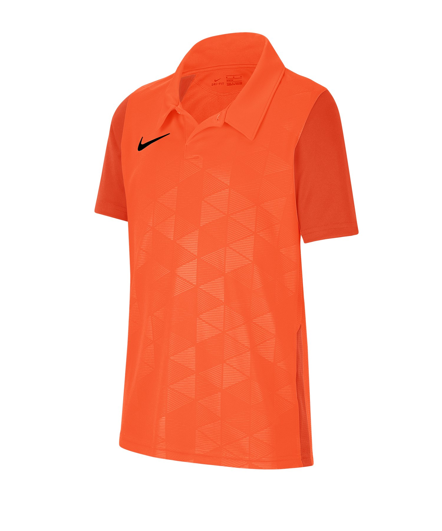 Nike Trophy IV Trikot kurzarm Kids Orange F819 - orange