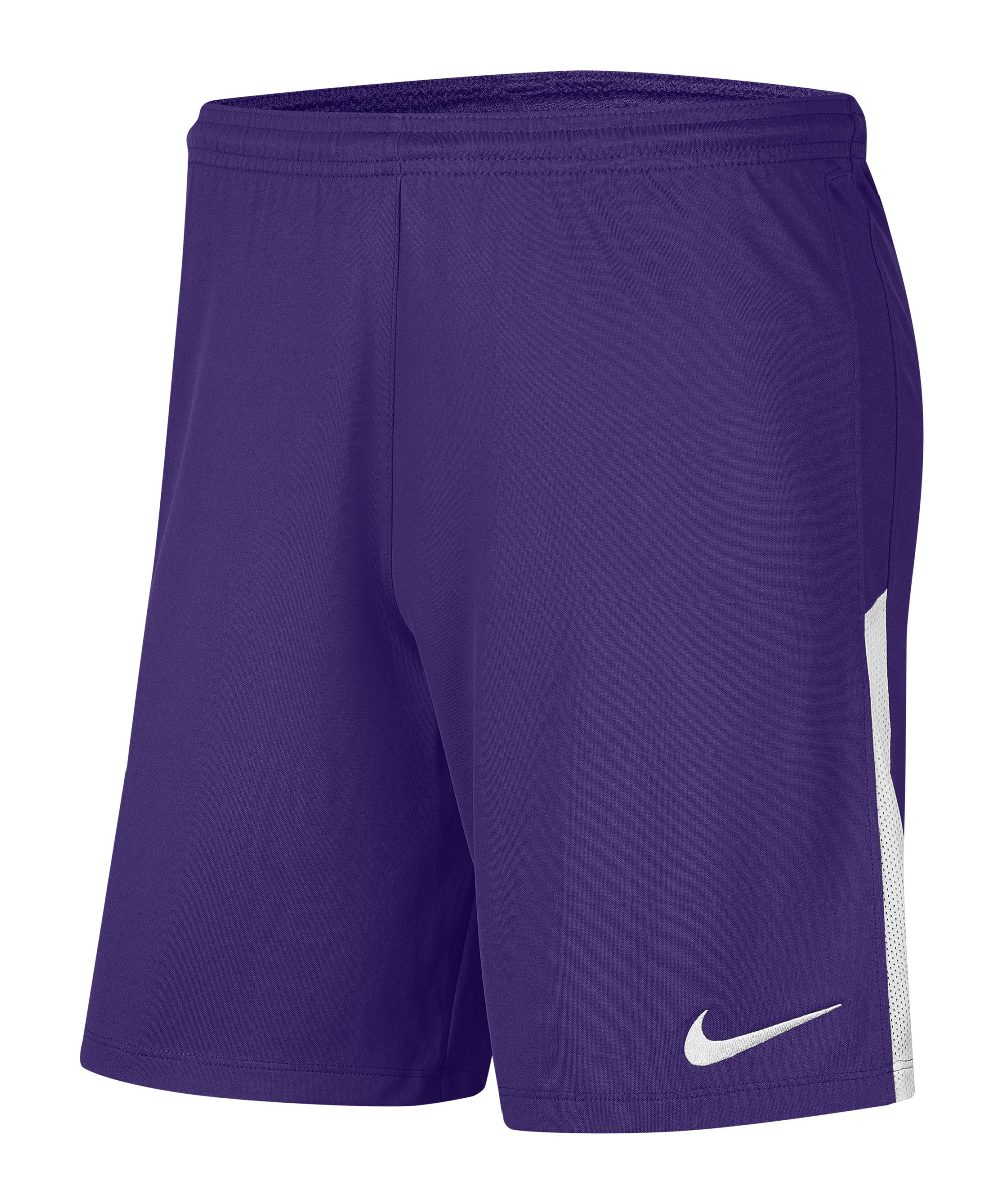 Nike League Knit II Short Lila Weiss F547 - lila